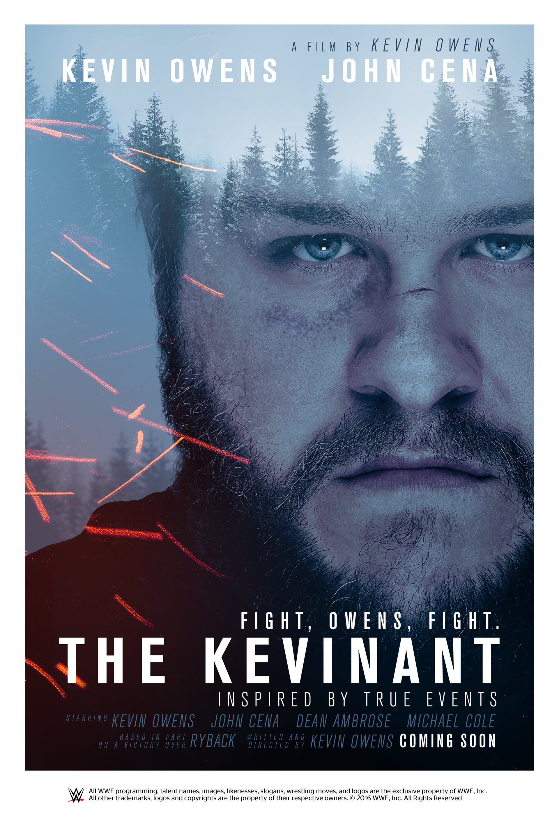 The Kevinant poster