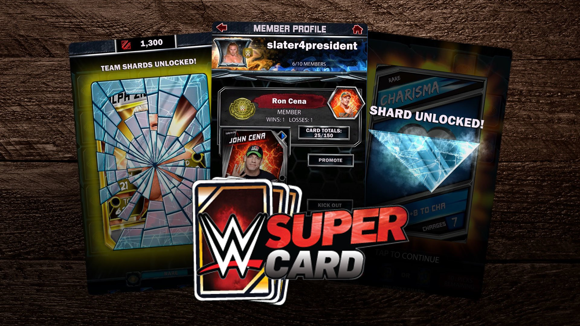Wwe Supercard Brings Team Ring Domination To Ios Android