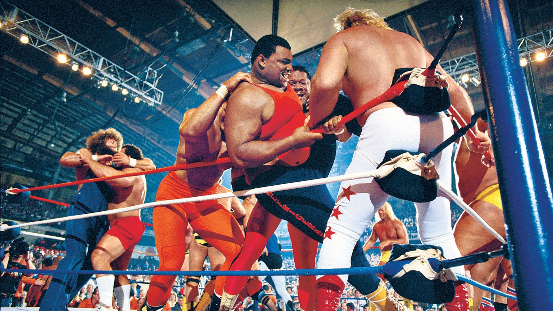 WrestleMania 2 | WWE