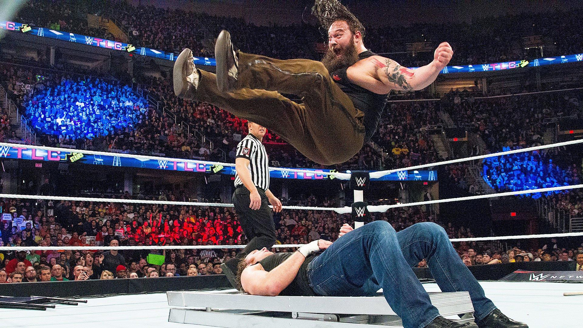 17 sentons qui ont écrasé des adversaires: WWE Fury, 20 mars 2016