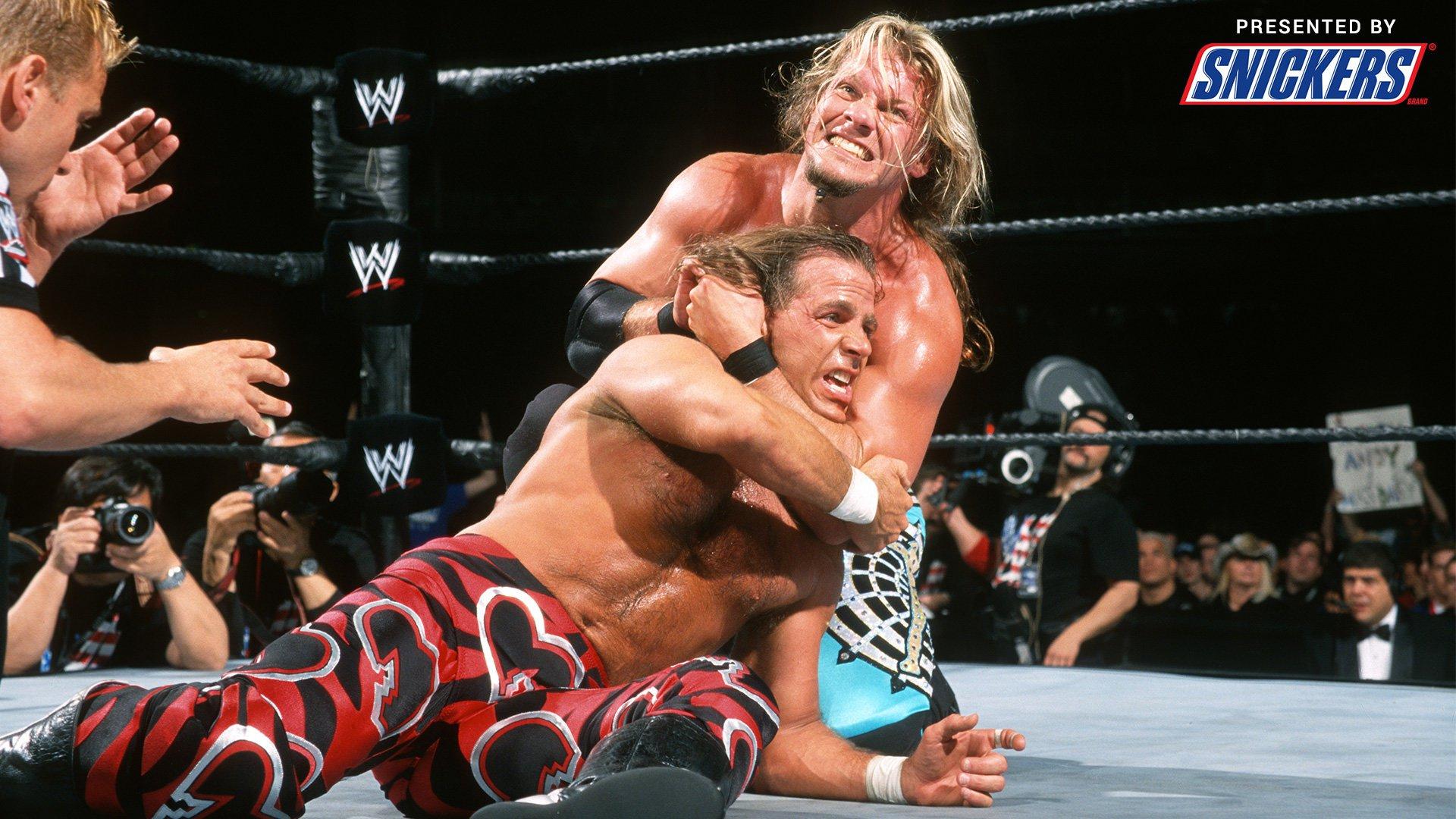 Les plus grands matches de WrestleMania