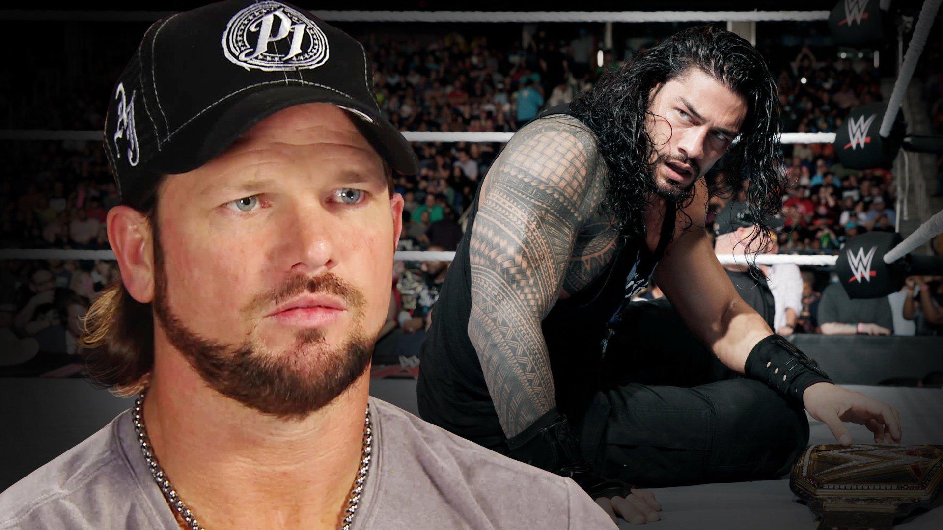 AJ Styles obiecuje dać z siebie wszystko by pokonać Romana Reigns: WWE.com Exclusive 18.05.16