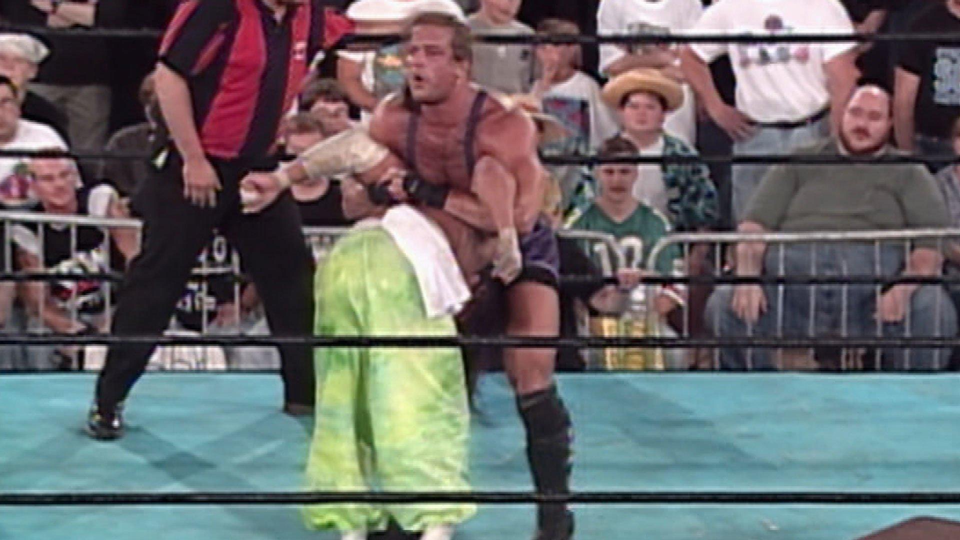 WWE Network: RVD vs. Sabu: ECW Wrestlepalooza 1998