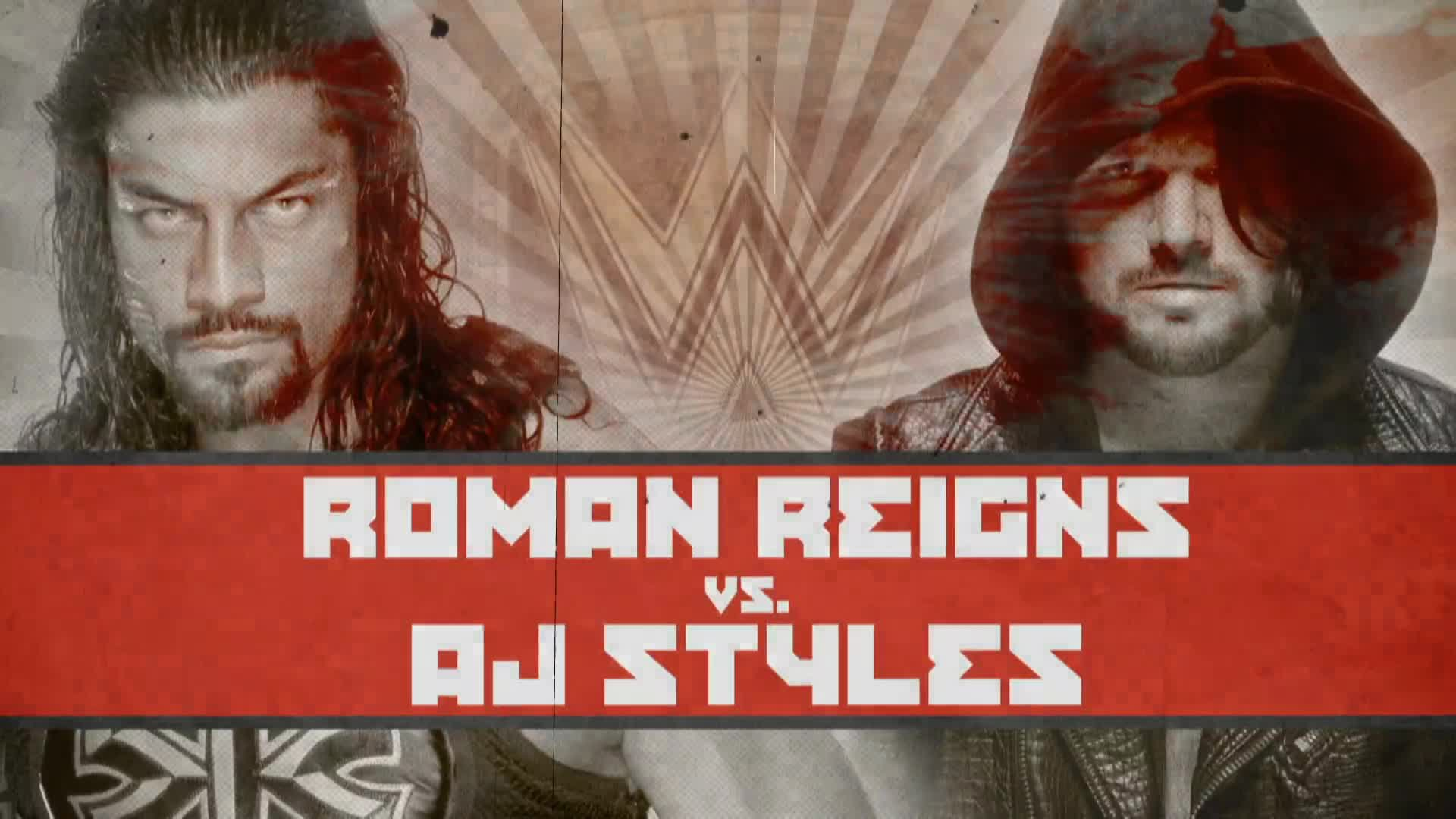 WWE Extreme Rules: Reigns vs. Styles w niedzielę na WWE Network