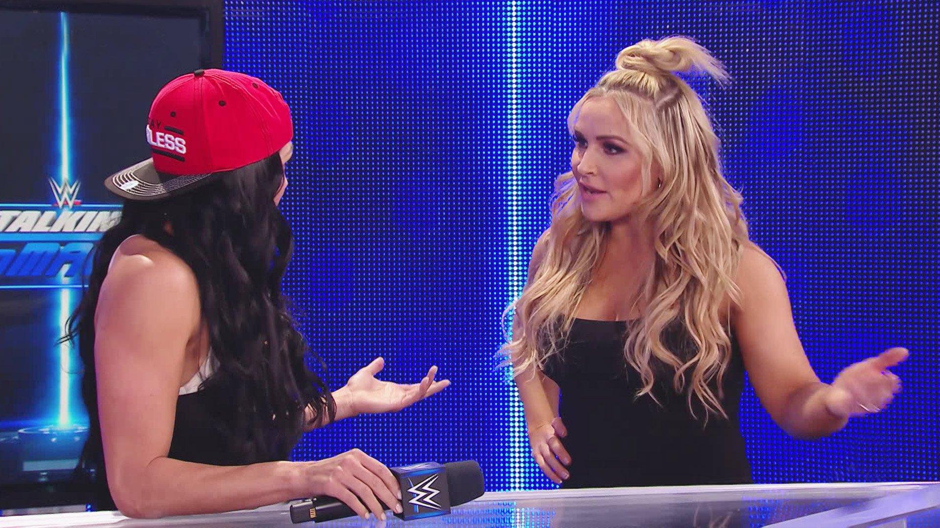 Image result for talking smack natalya