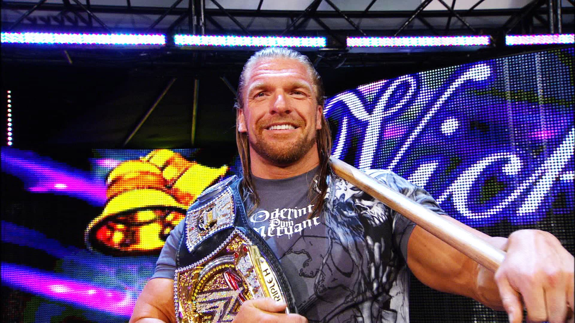 Triple H Ruins Vickie/Edge Wedding (2/2)