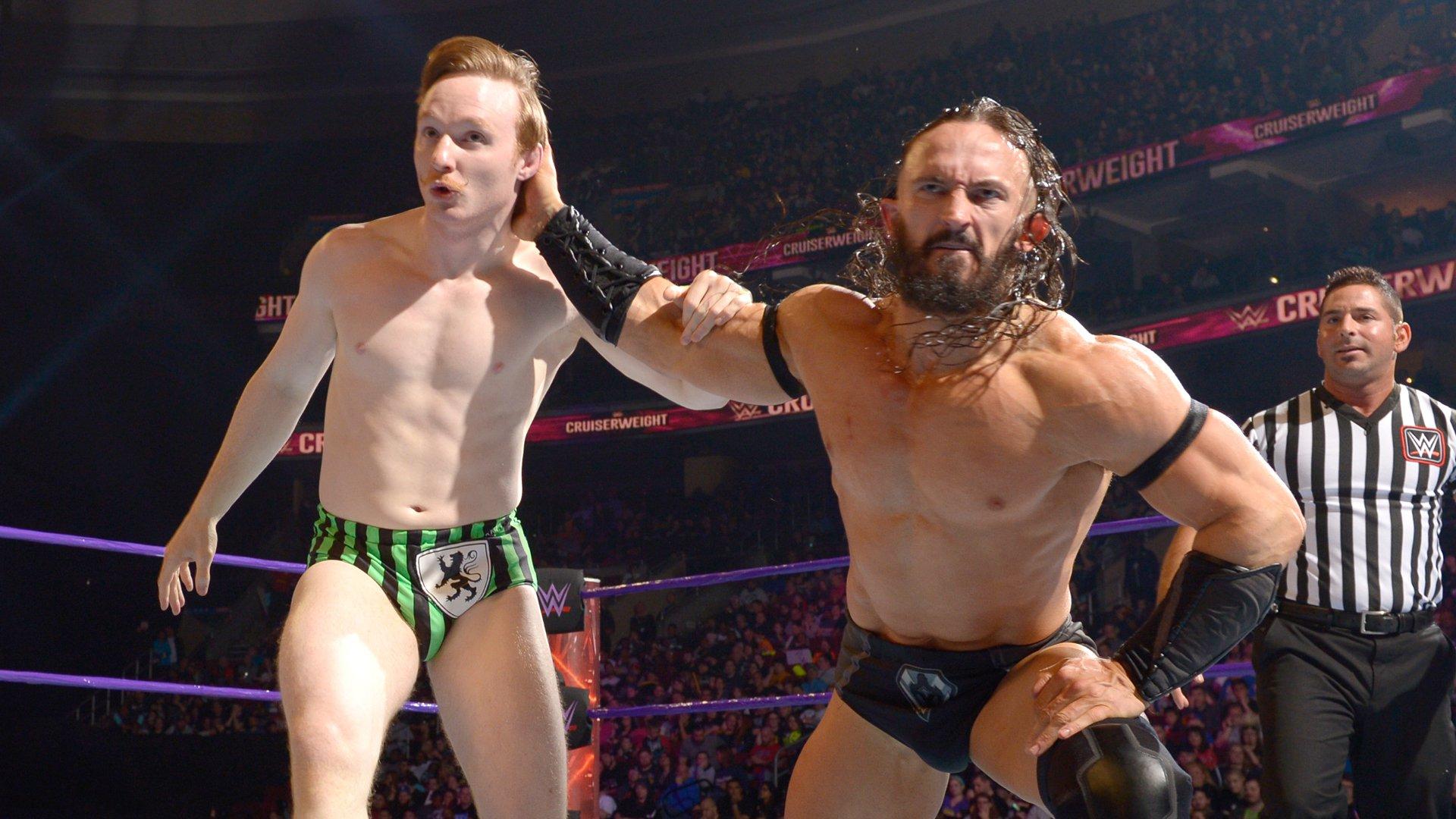 Wrestling Revolution D Exhibition Title Match : Cruiserweight championship match anunciado para o pré show