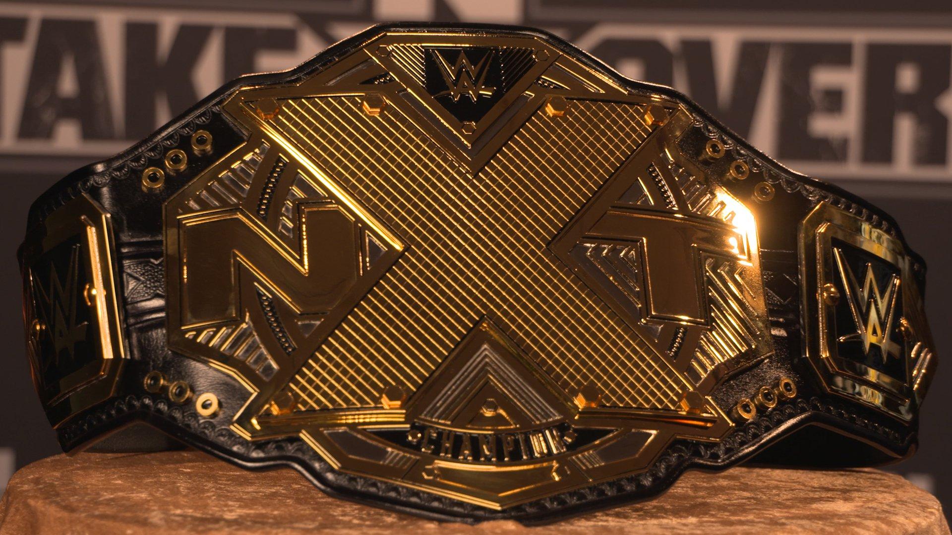 Resultado de imagem para new nxt championship belt bobby roode