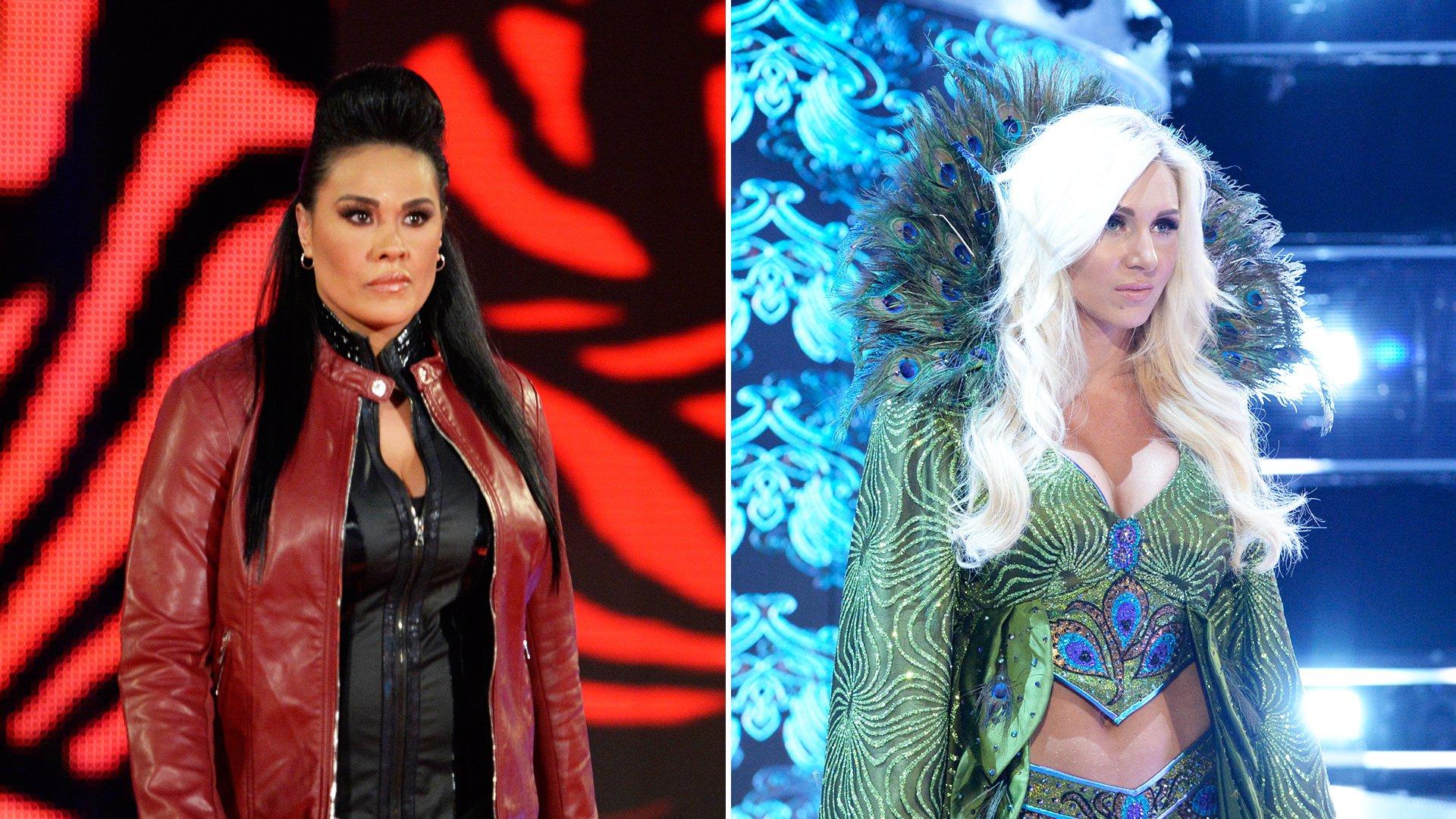 Resultado de imagen de Tamina y Charlotte