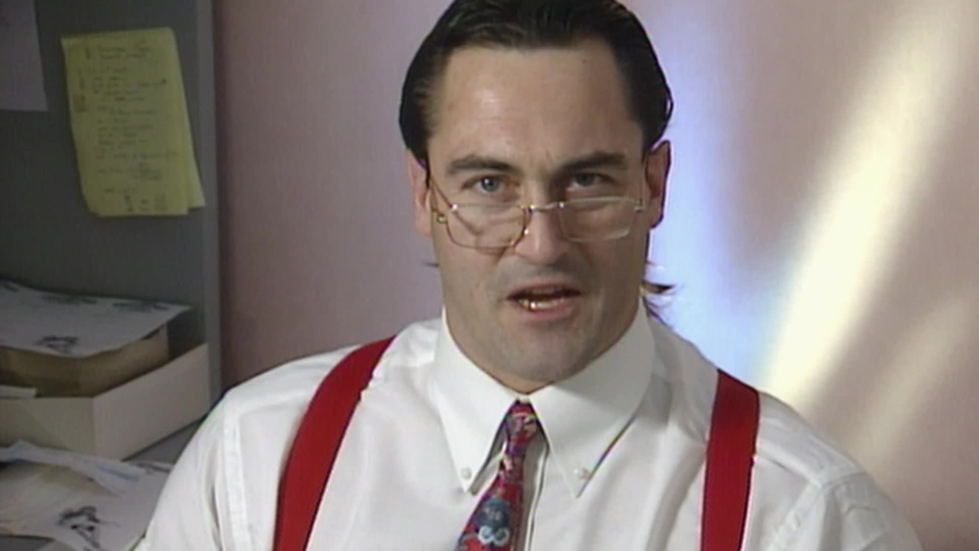 "WWE Releases ""IRS"" Mike Rotunda"