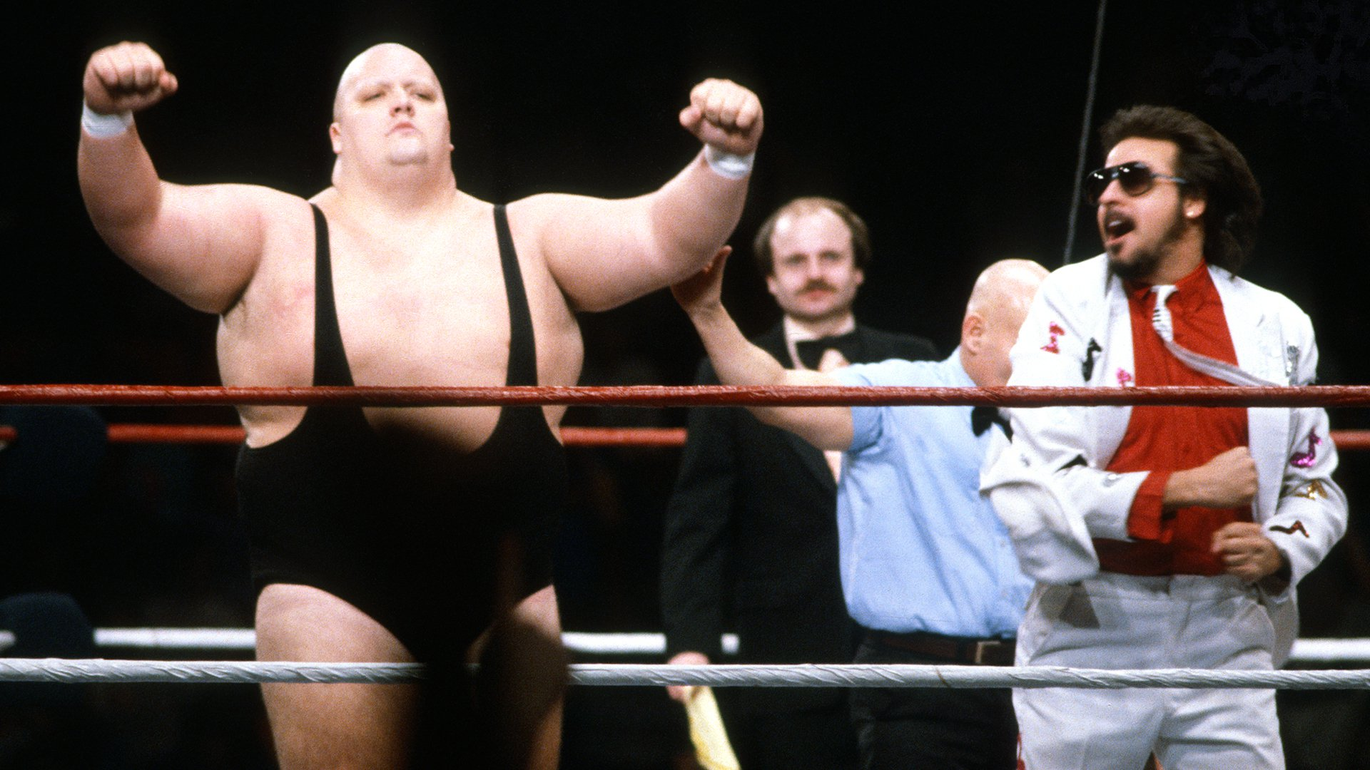 Full WrestleMania I results   WWE