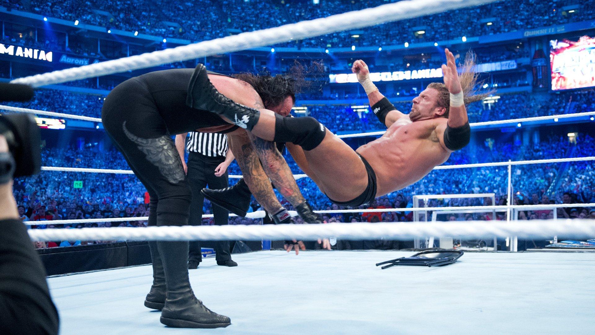 WWE Champion The Miz def. John Cena | WWE
