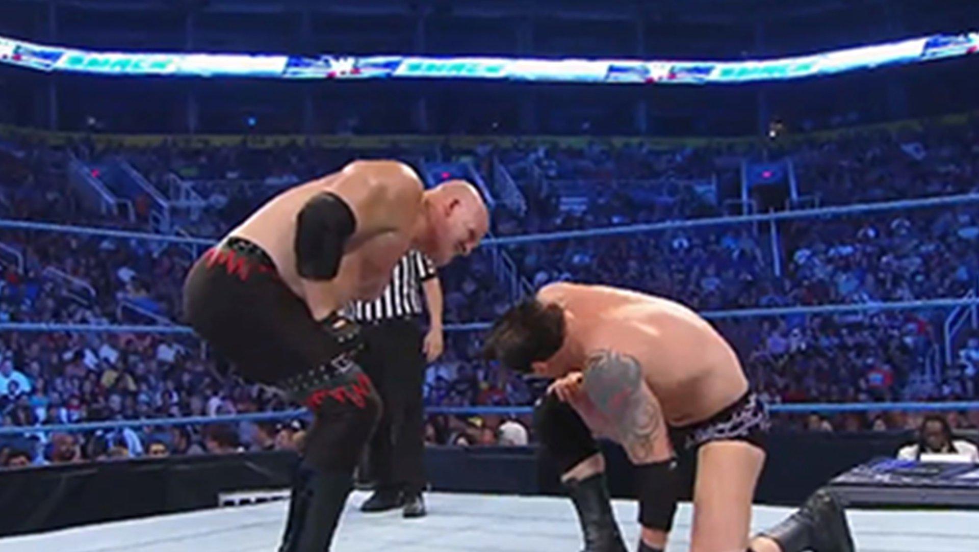 SmackDown: Kane vs  Wade Barrett