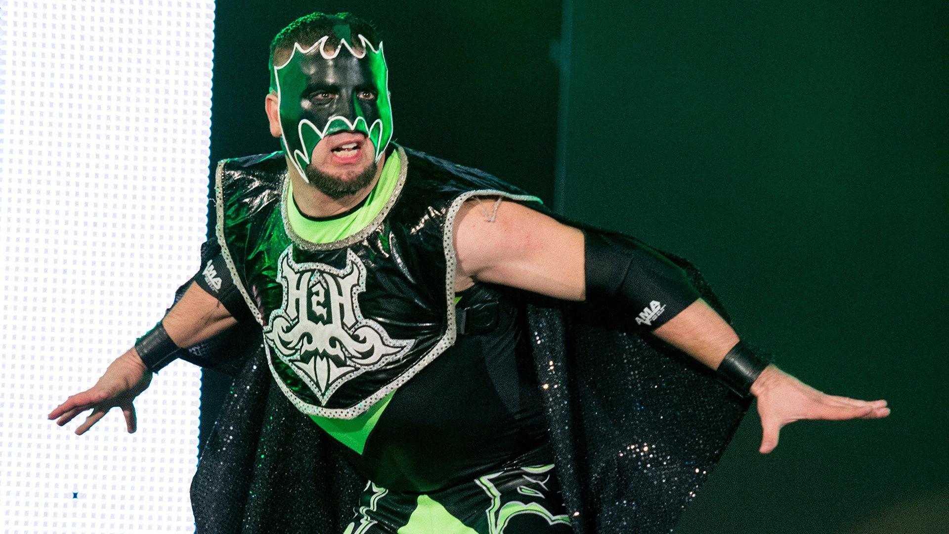 The Hurricane | WWE