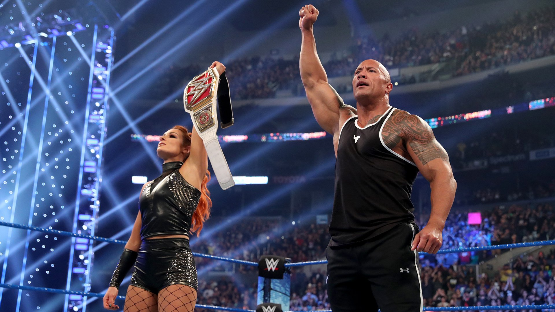Revealed: The Rock's Current Mindset On WWE Wrestlemania Return 2