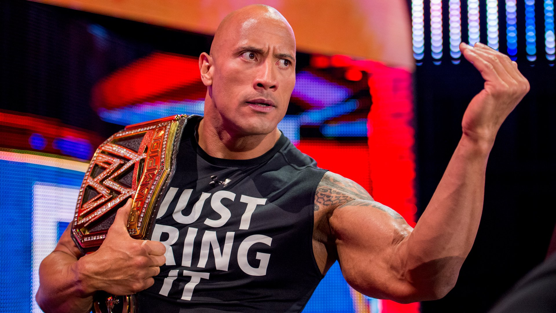 WWE Veteran The Rock Remains Highest Paid Hollywood Actor 2
