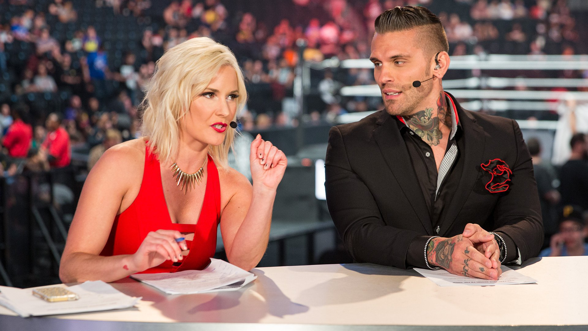 Renee Young Wanted To Bring Back Old School WWE Show 2