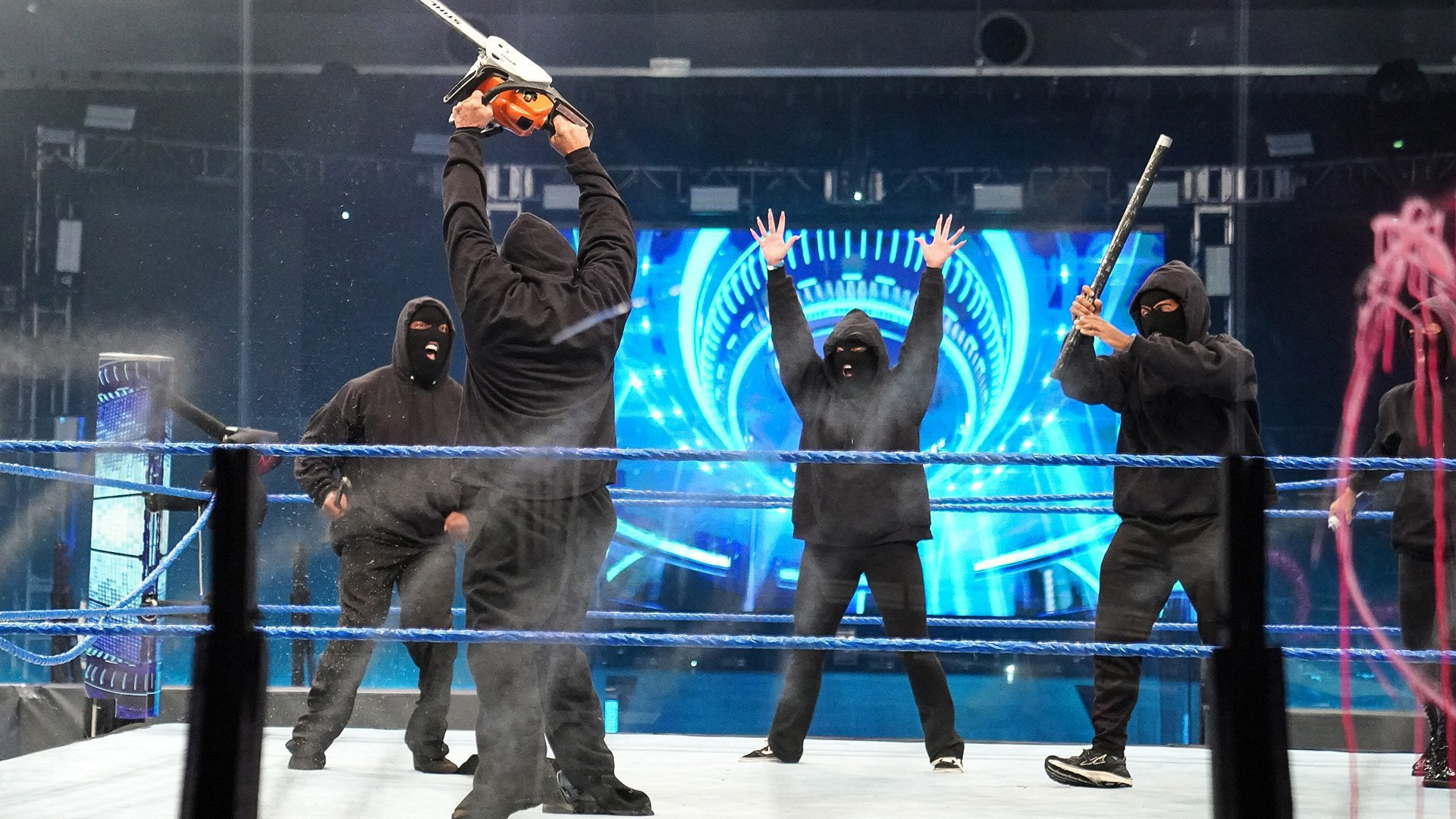 Real Retribution Members Were Reportedly Not Used For SmackDown Angle