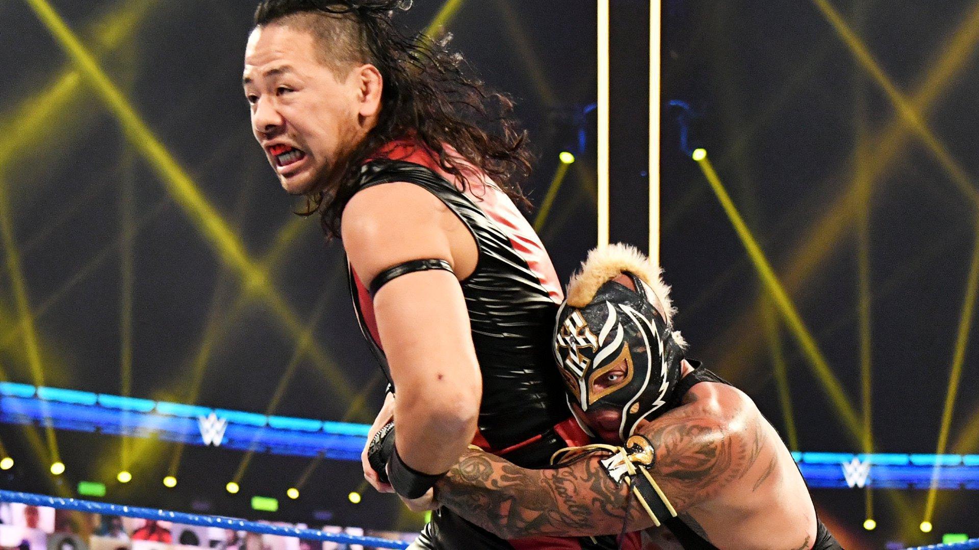 "Main Event"" Jey Uso to face an irate Shinsuke Nakamura   WWE"