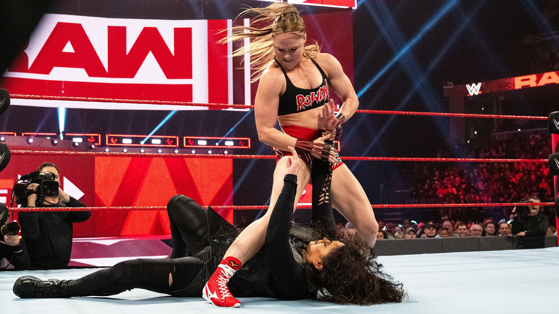 Ronda Rousey's WWE Contract Expire During Wrestlemania 37 Week 2