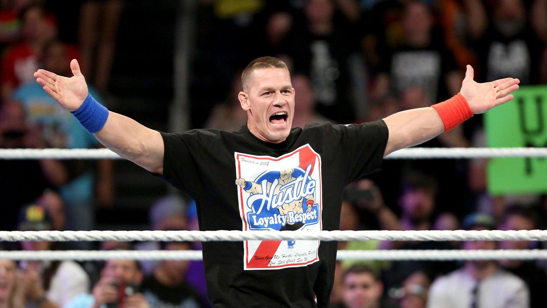 John Cena-Итоги 2016 года