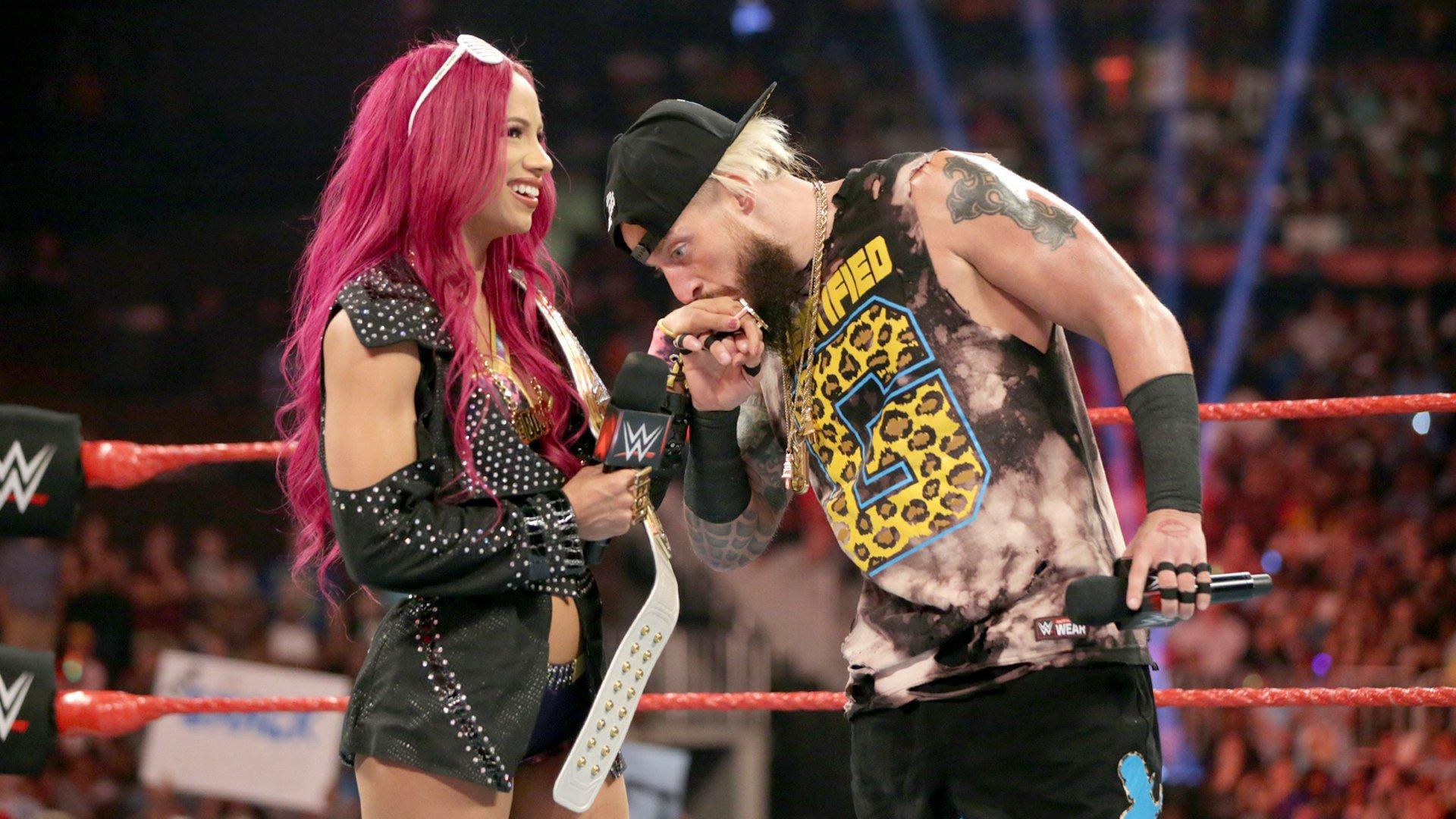 Le meilleur de Raw: 1er août 2016