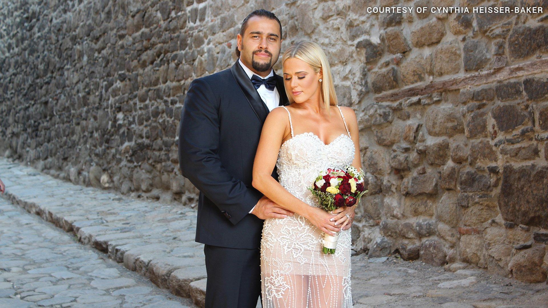Lana and Rusev's Bulgarian wedding: photos