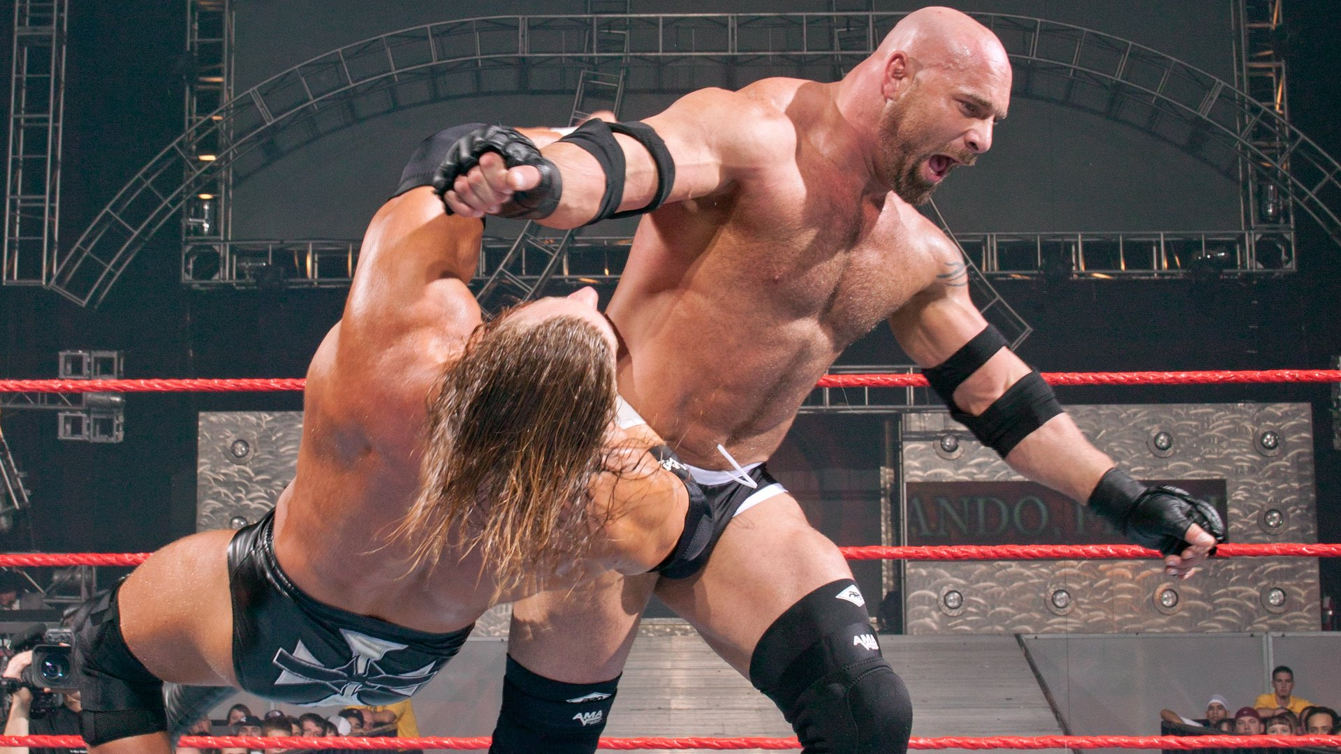 Summary -> Goldberg Vs Batista - stargate-rasa info