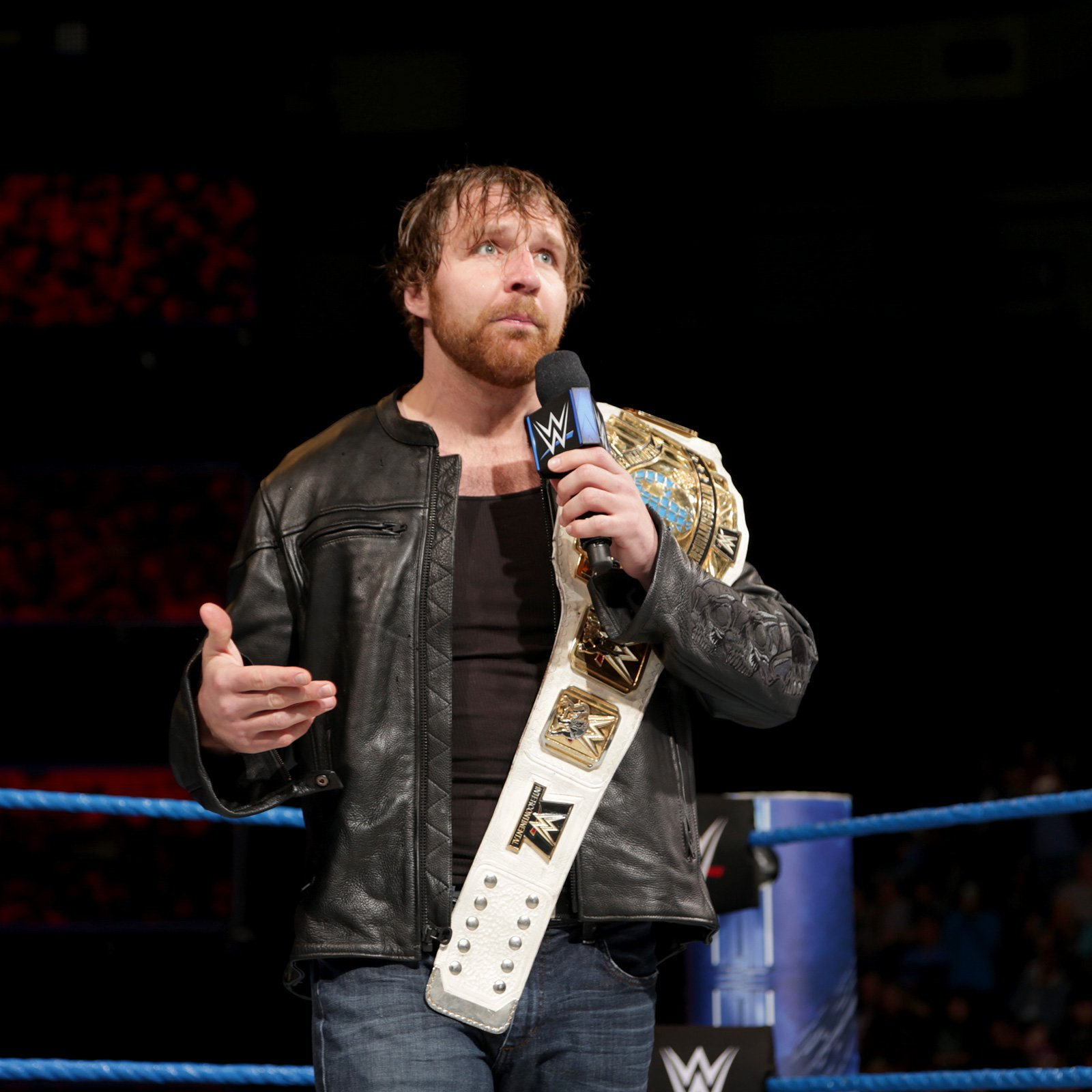 Ambrose is the first SmackDown LIVE Superstar to officially enter the Royal Rumble Match!