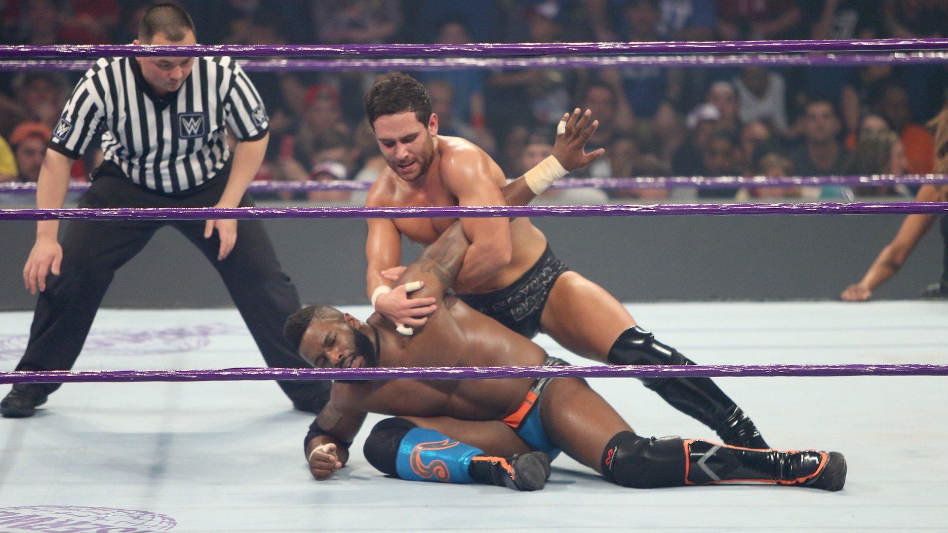 Le meilleur de WWE 205 Live: 10 jan. 2017