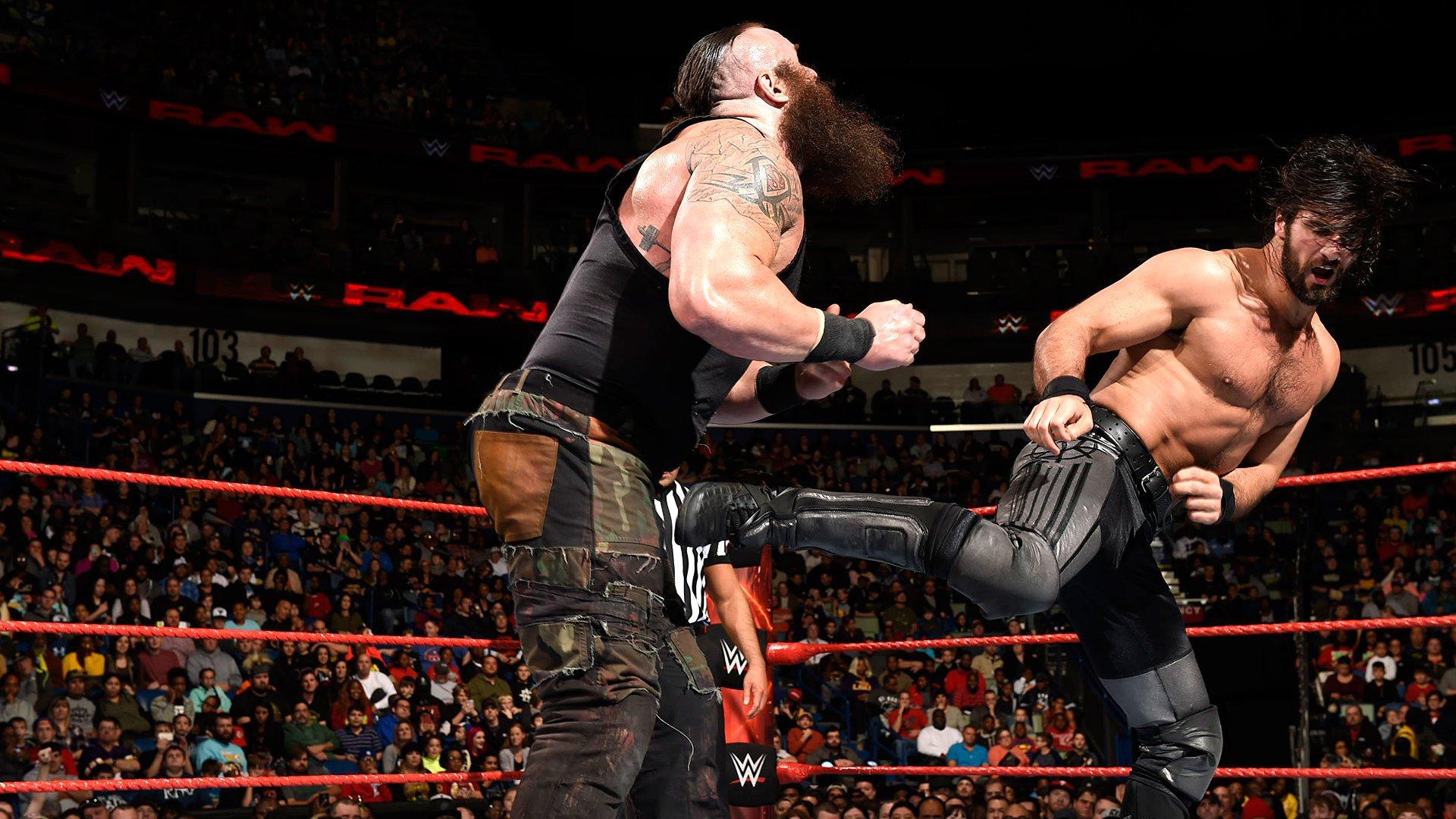 Le meilleur de Raw: 9 janvier 2017