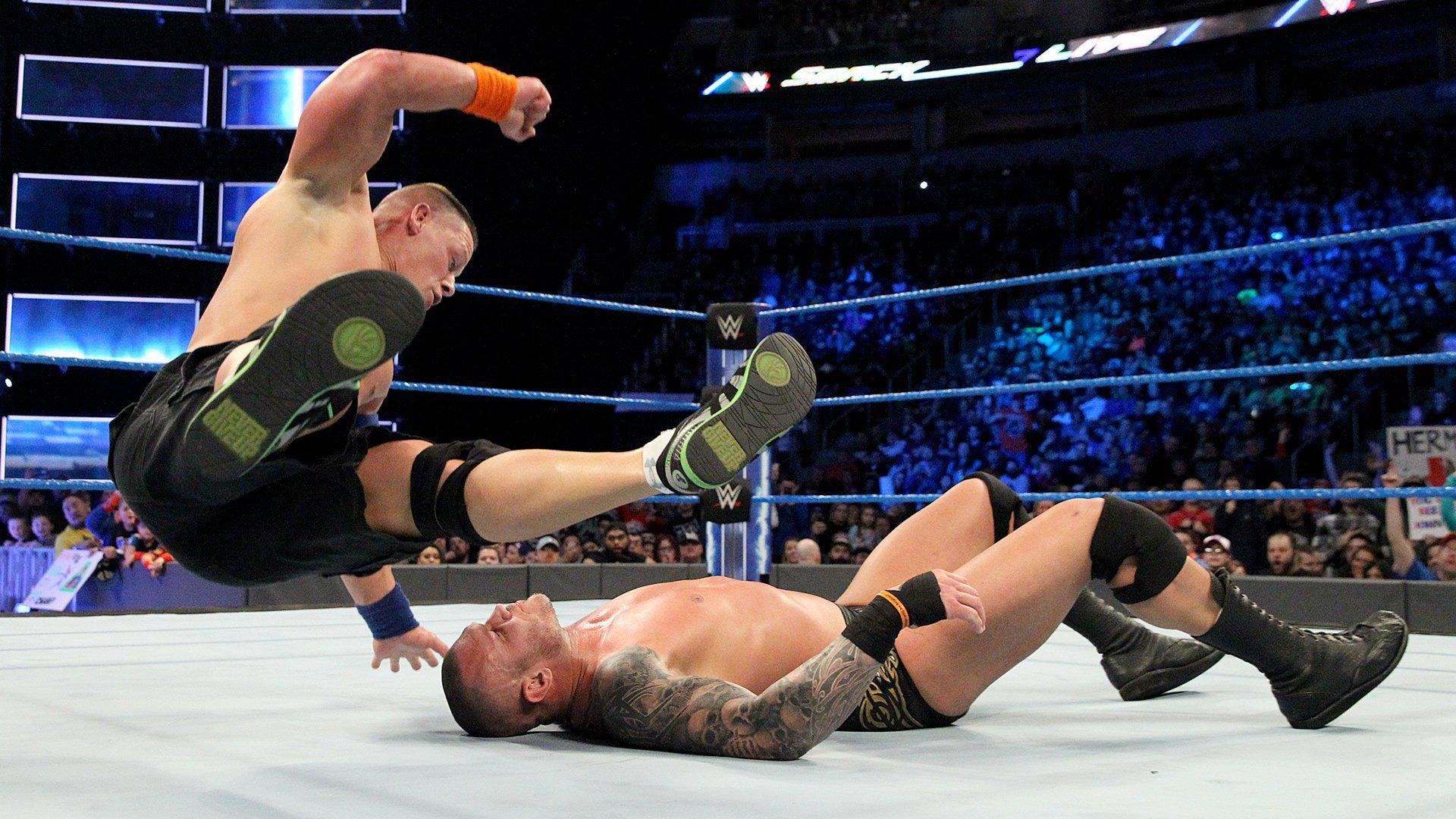 WWE - Wrestling - Oficjalna Polska Strona