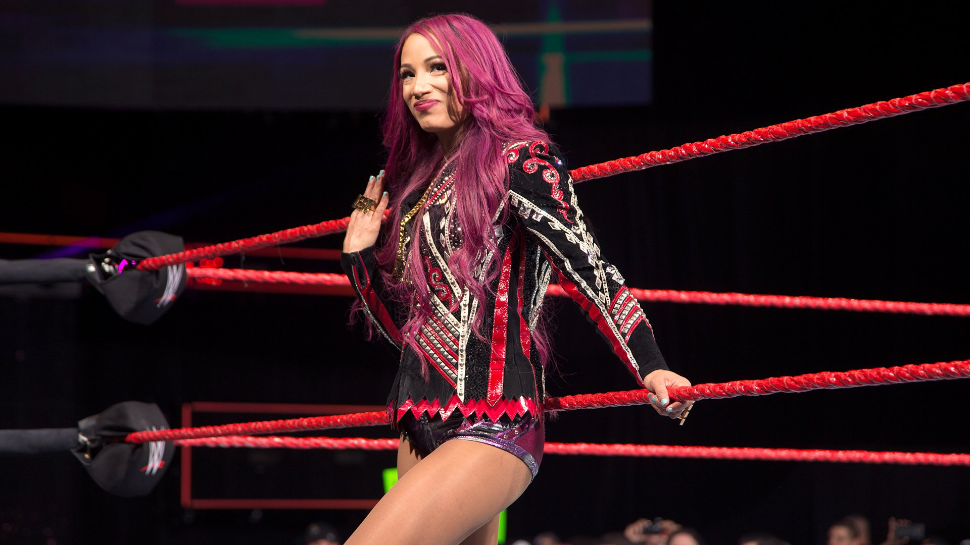 Sasha Banks' Bank Statement