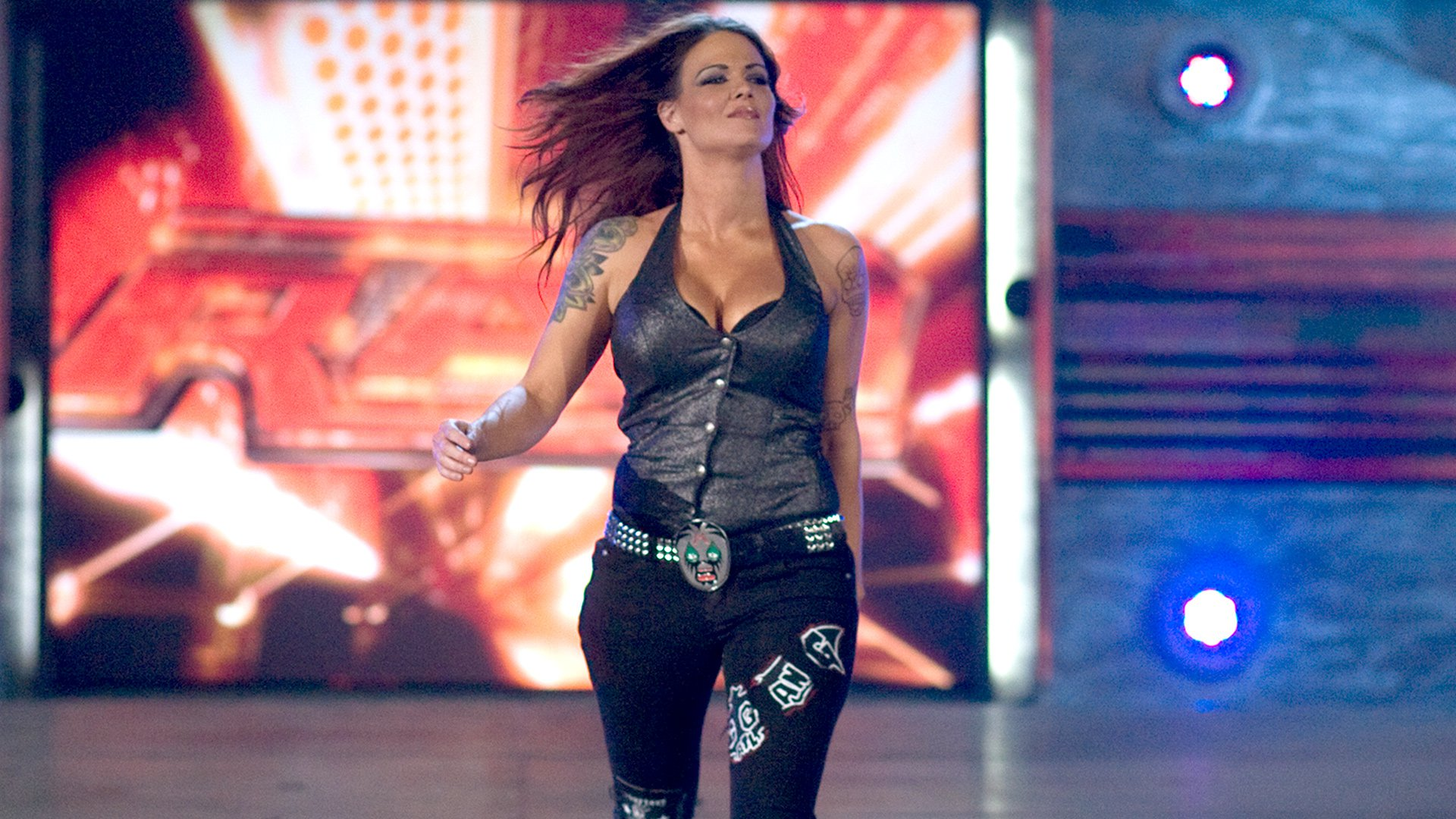 Lita's Twist of Fate