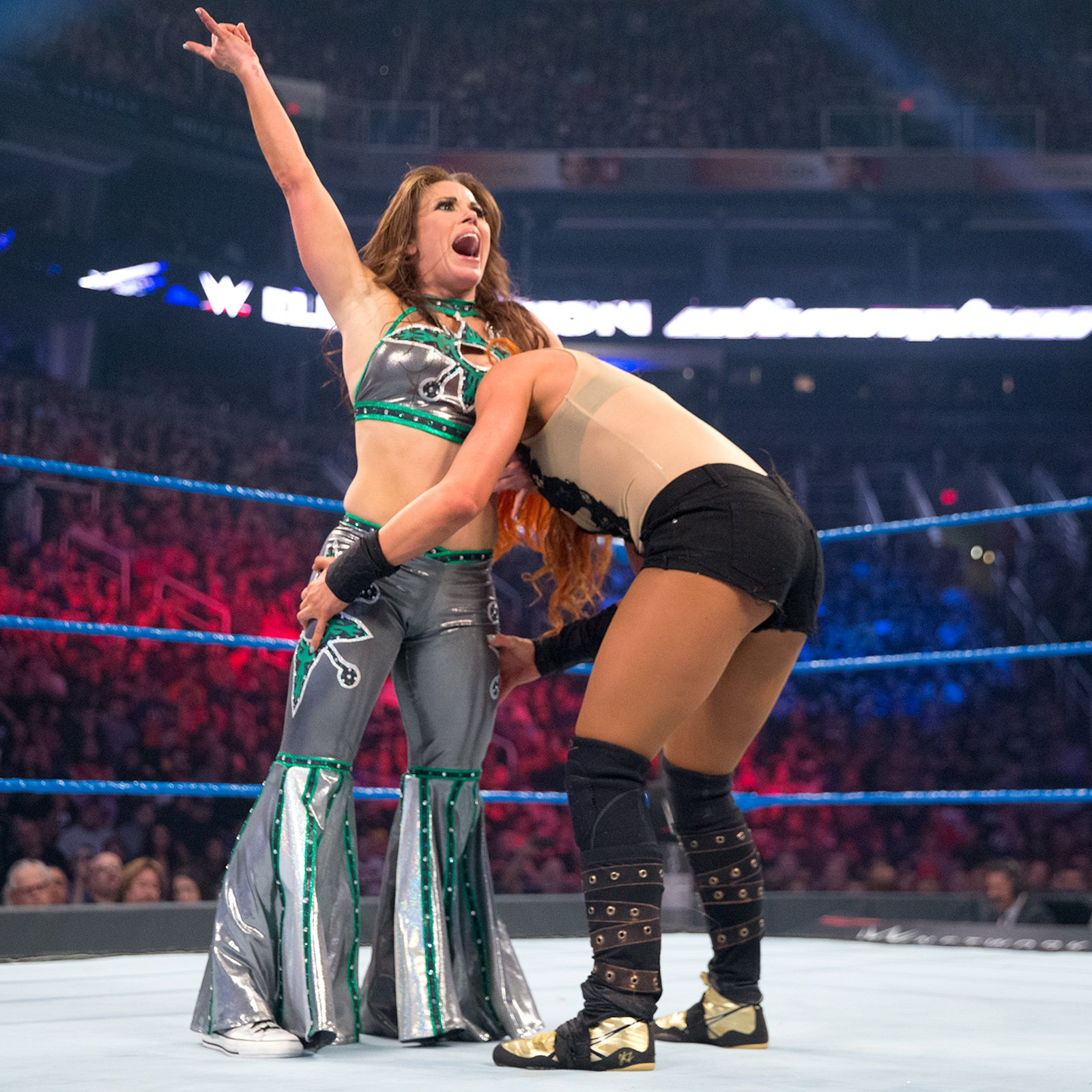 Mickie James' Mickie-DT