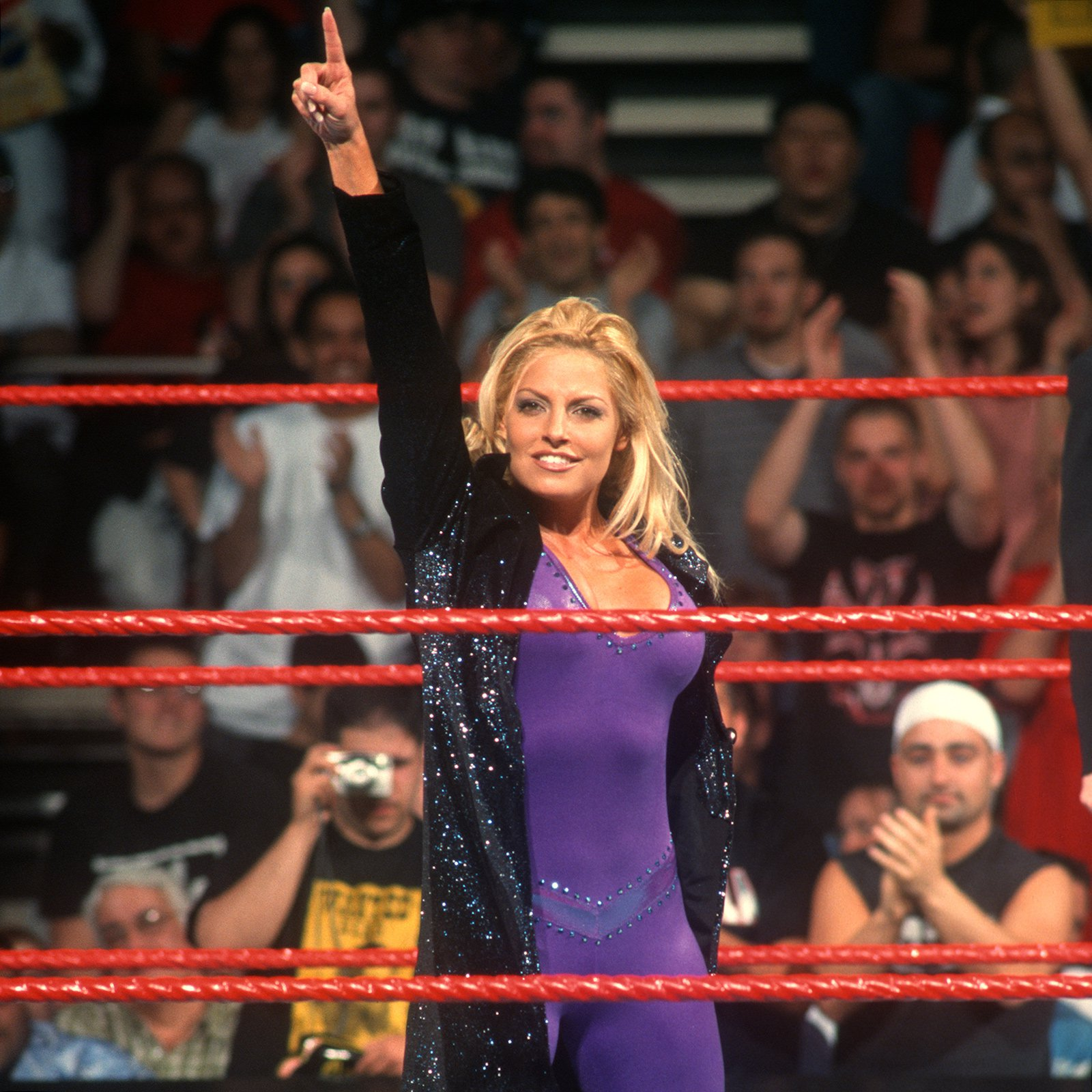 Trish Stratus' Stratusfaction