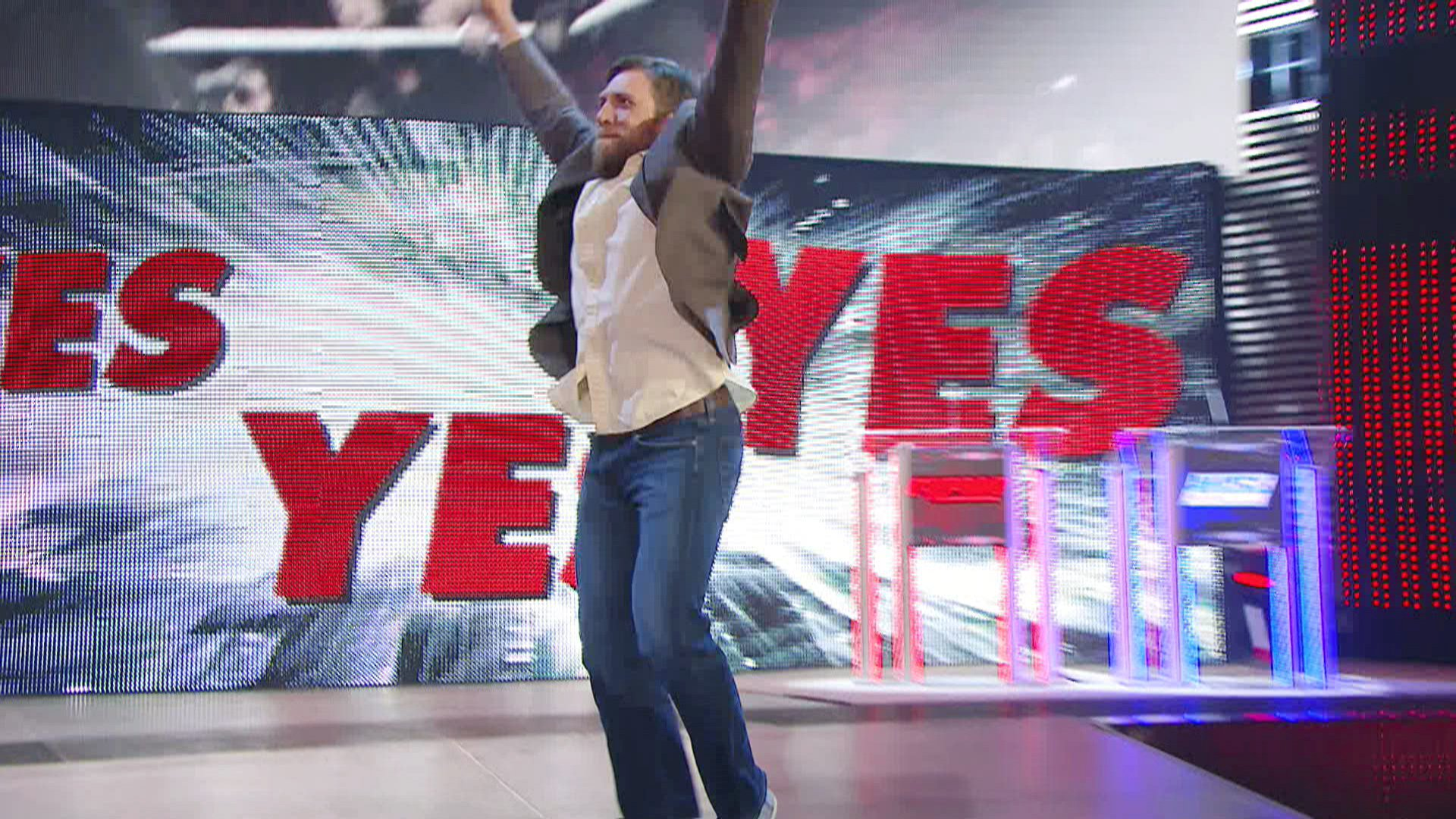 Daniel Bryan is revealed as the General Manager of SmackDown LIVE.