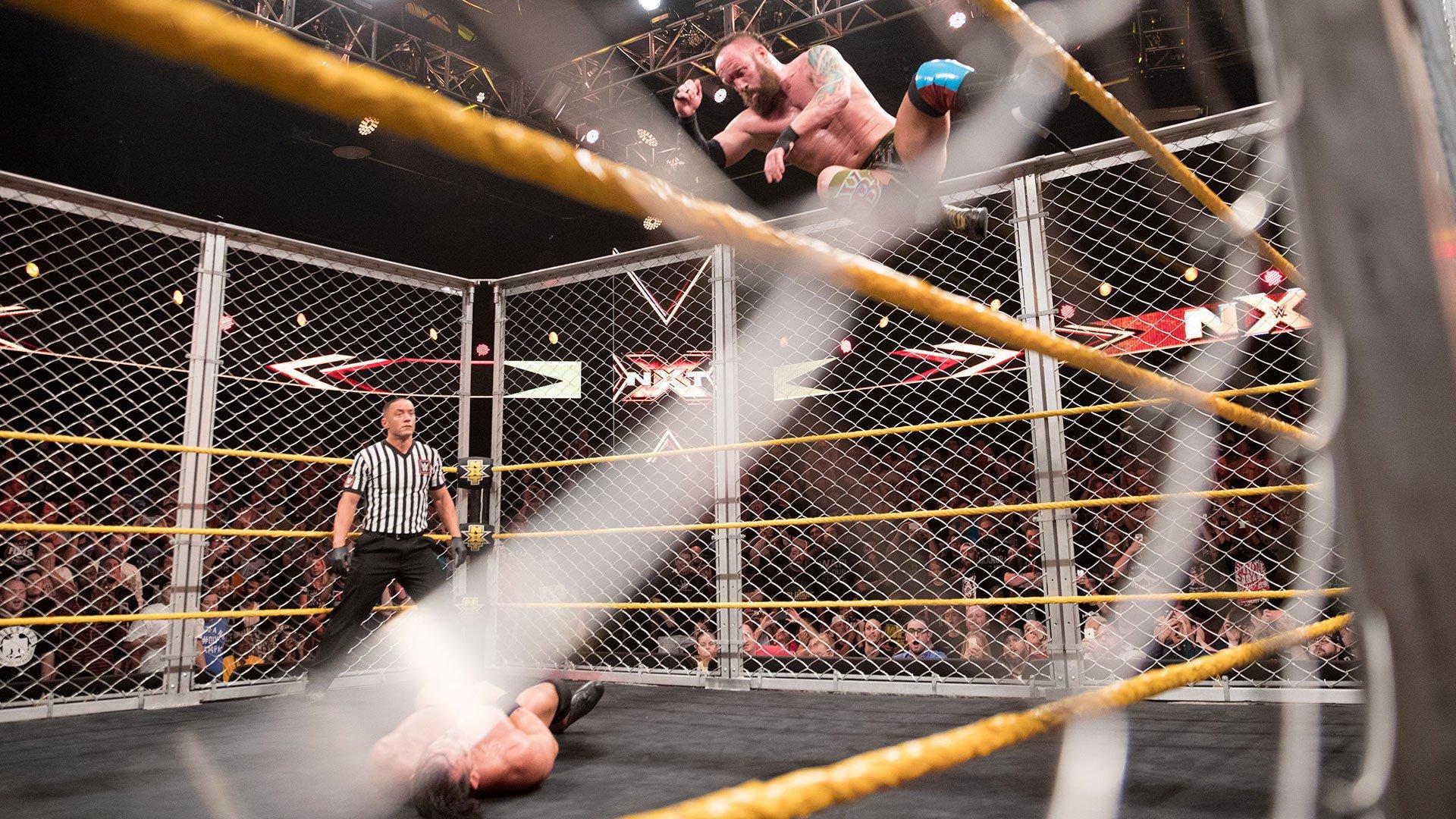 WWE NXT highlights: 19.04.17