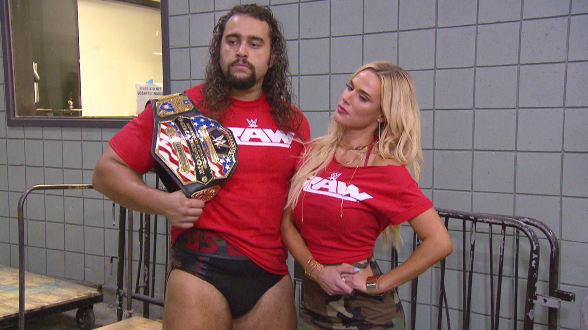 Lana is summoned to Raw, where she'll stay with Rusev but have to make new friends in the locker room.
