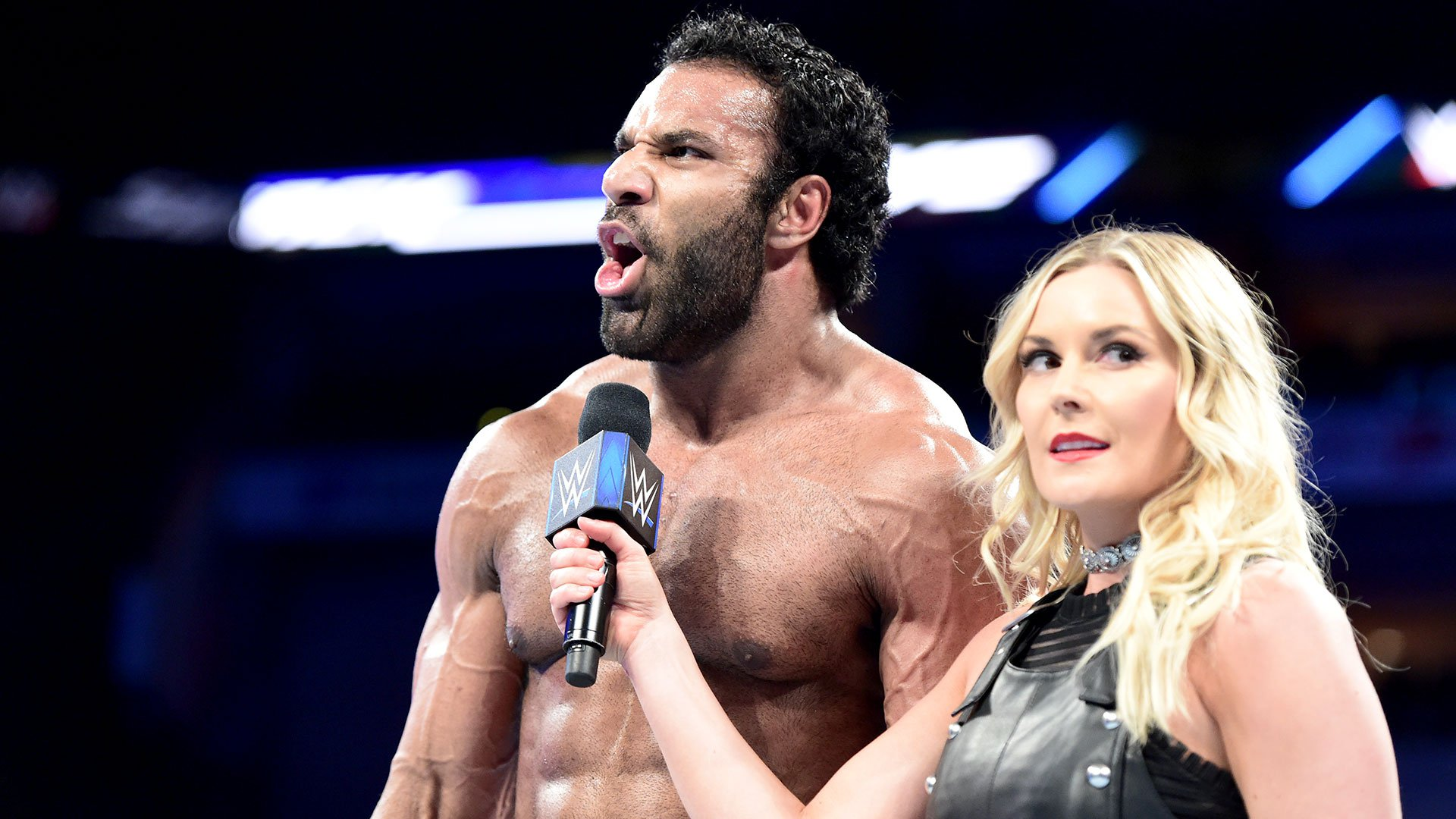 Mahal chastises the WWE Universe for not accepting him...