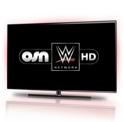Watch OSN WWE Network HD in the Middle East