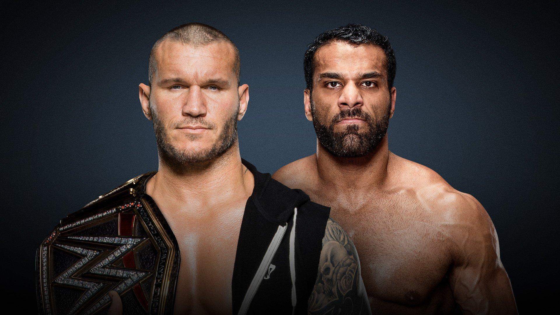 WWE Backlash 2017: Randy Orton vs. Jinder Mahal
