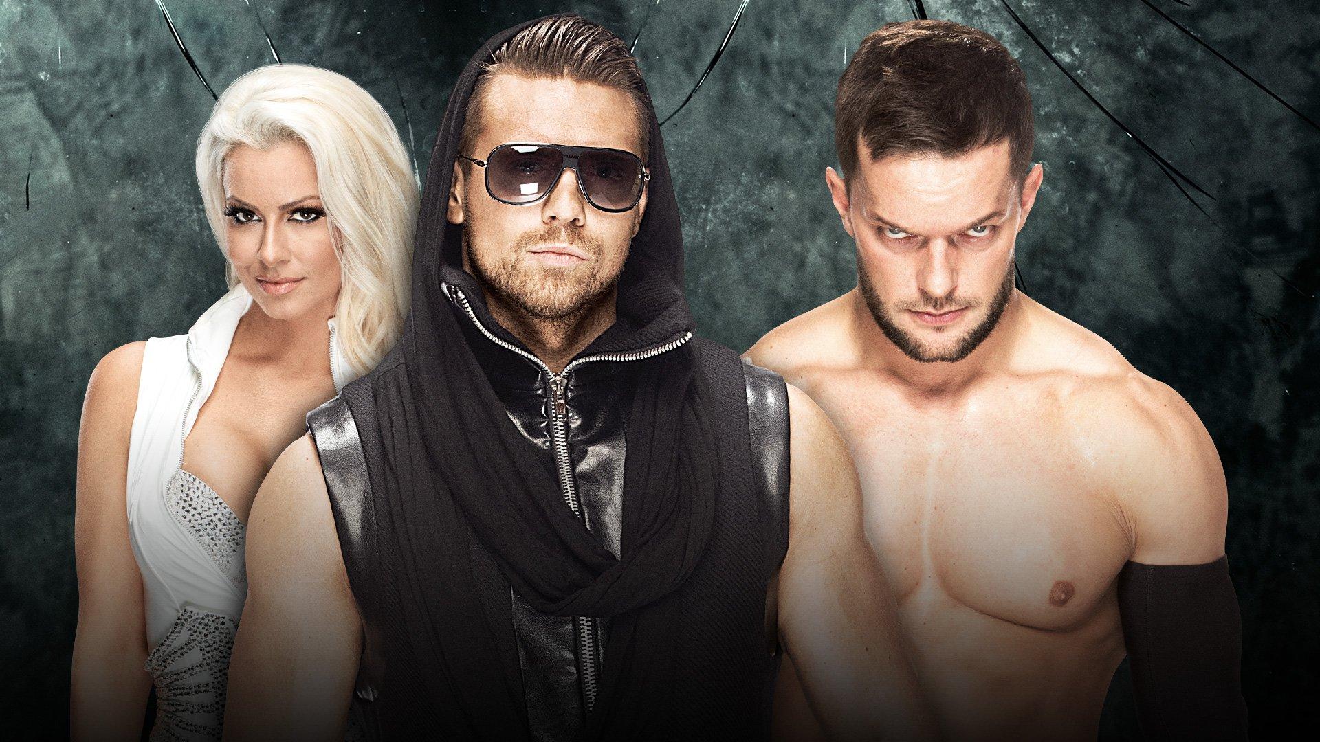 WWE Payback 2017: Miz TV com Finn Bálor