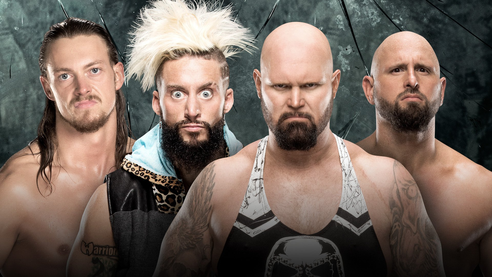 WWE Payback 2017: Enzo & Big Cass vs. Luke Gallows & Karl Anderson