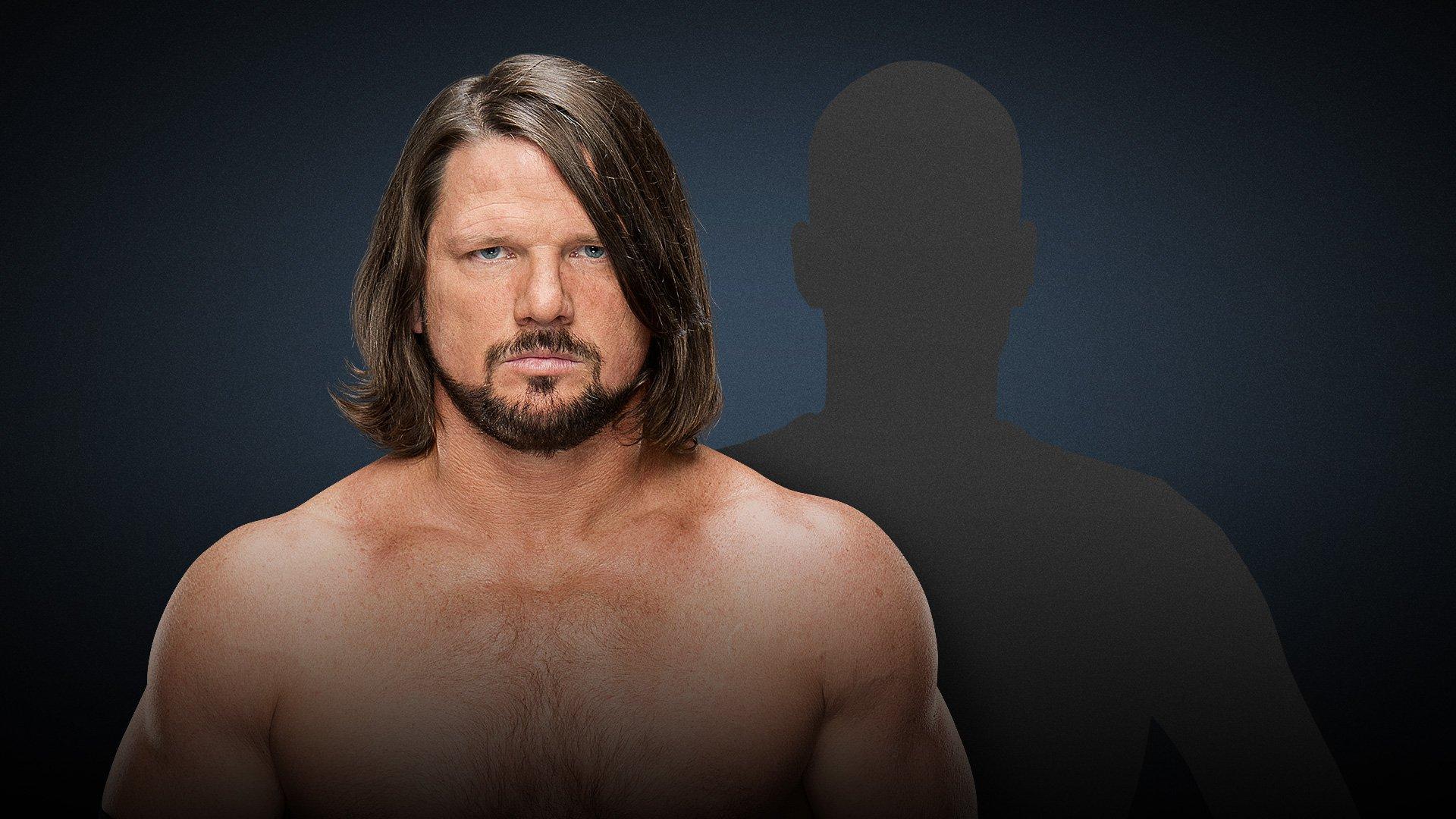 WWE Backlash 2017: AJ Styles vs. ???