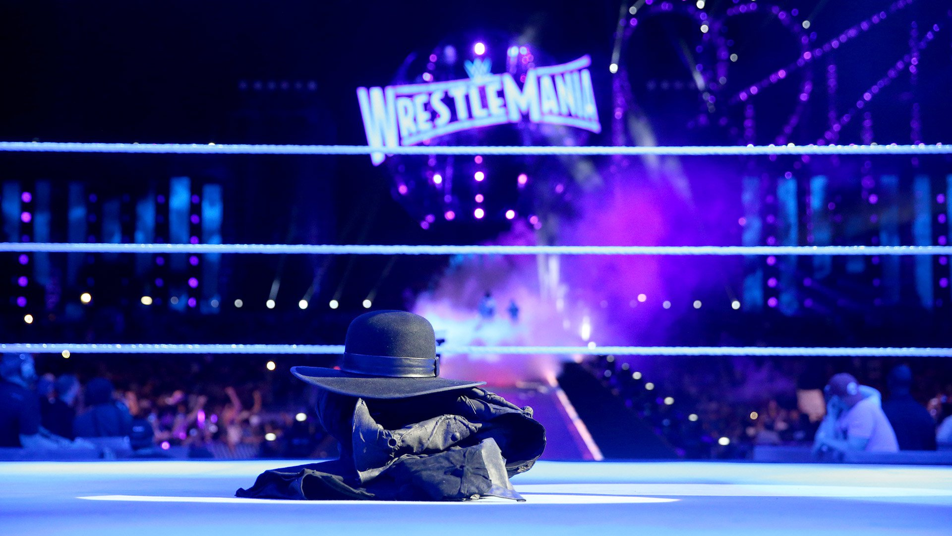 [WrestleMania SPOILERS] A Great Photo For A Desktop