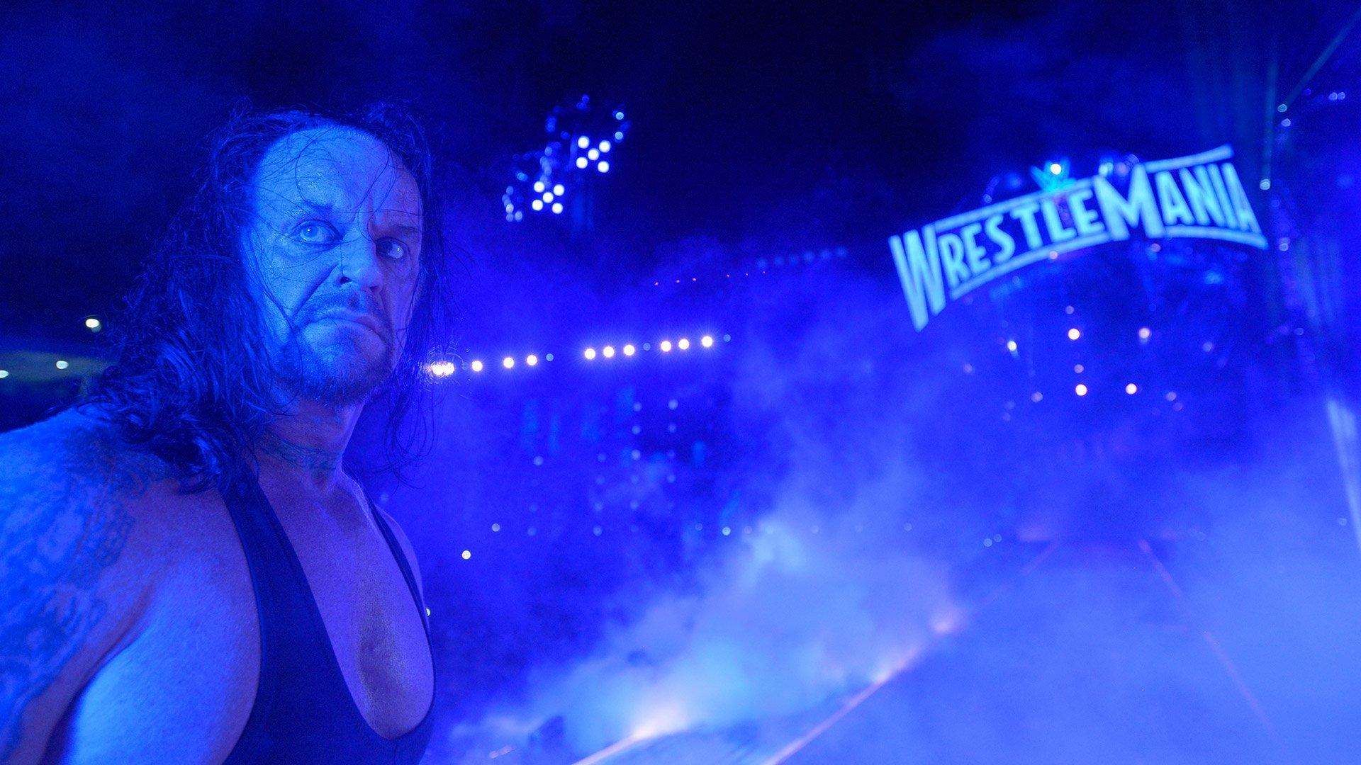 The Undertaker fazendo uma aparição no SummerSlam?