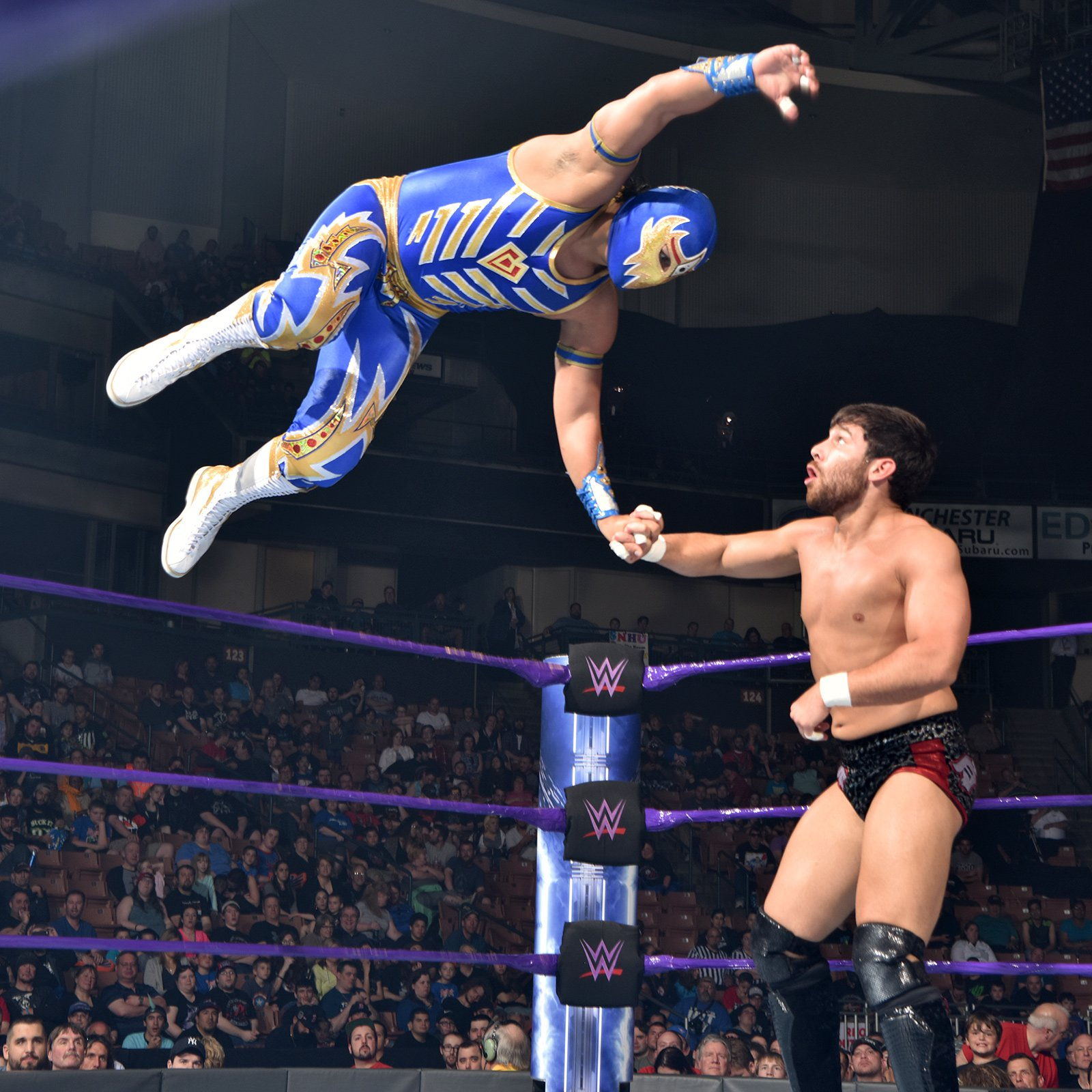 Gran Metalik vs. Noam Dar