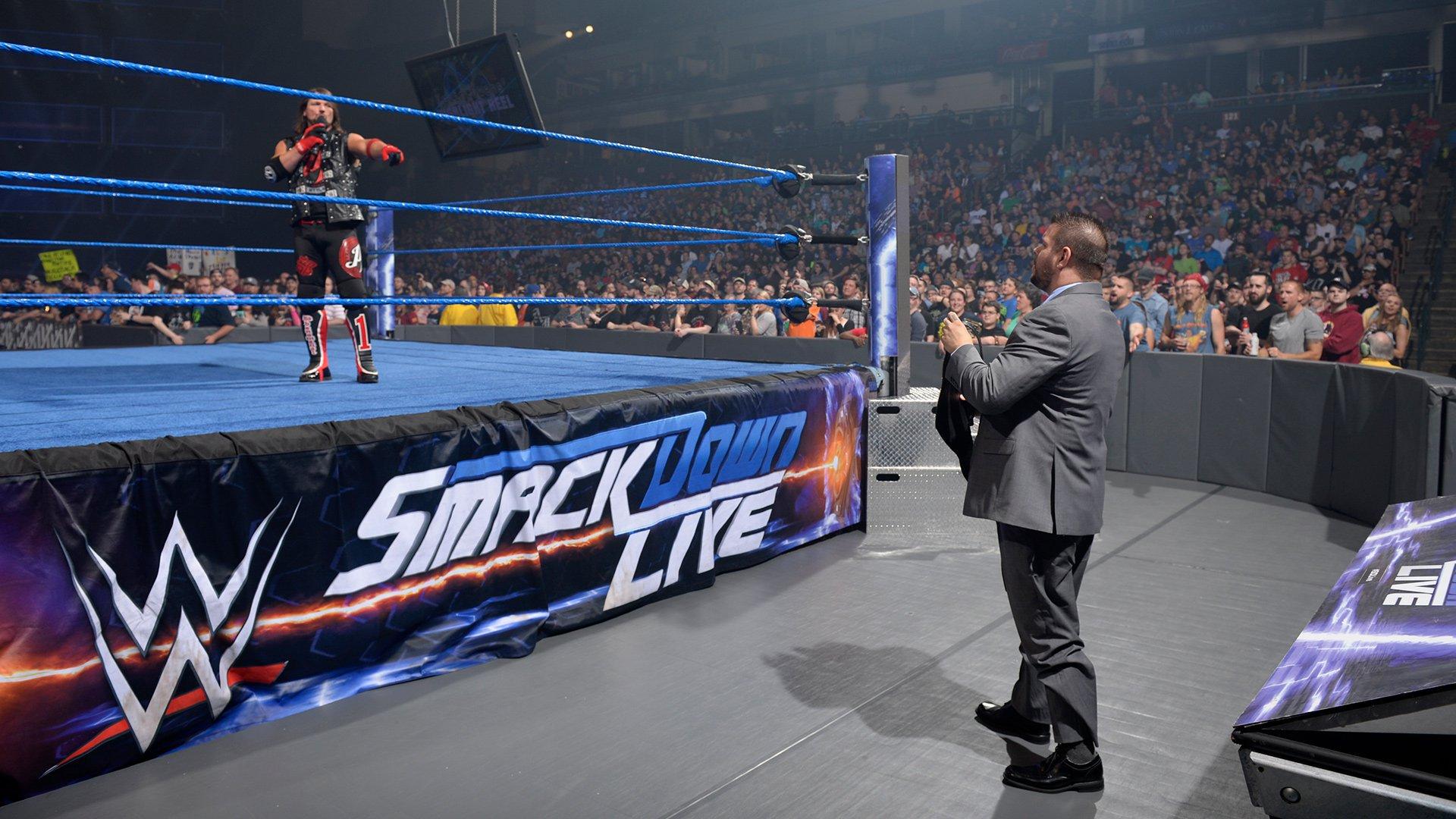 Kevin Owens' Highlight Reel raises tensions between AJ Styles and Jinder Mahal: photos