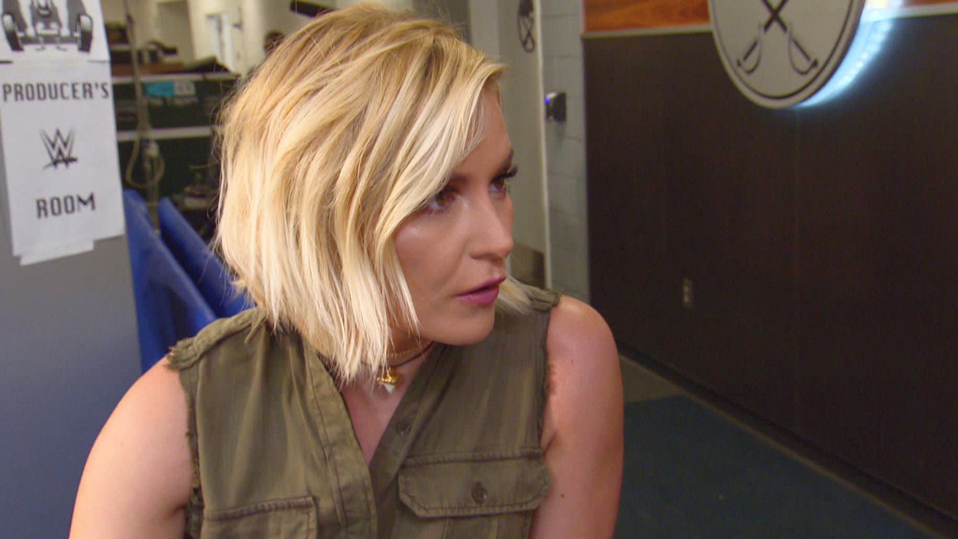 When Natalya shows Renee pictures of her cat, 2Pawz, an idea forms in Renee's head ...
